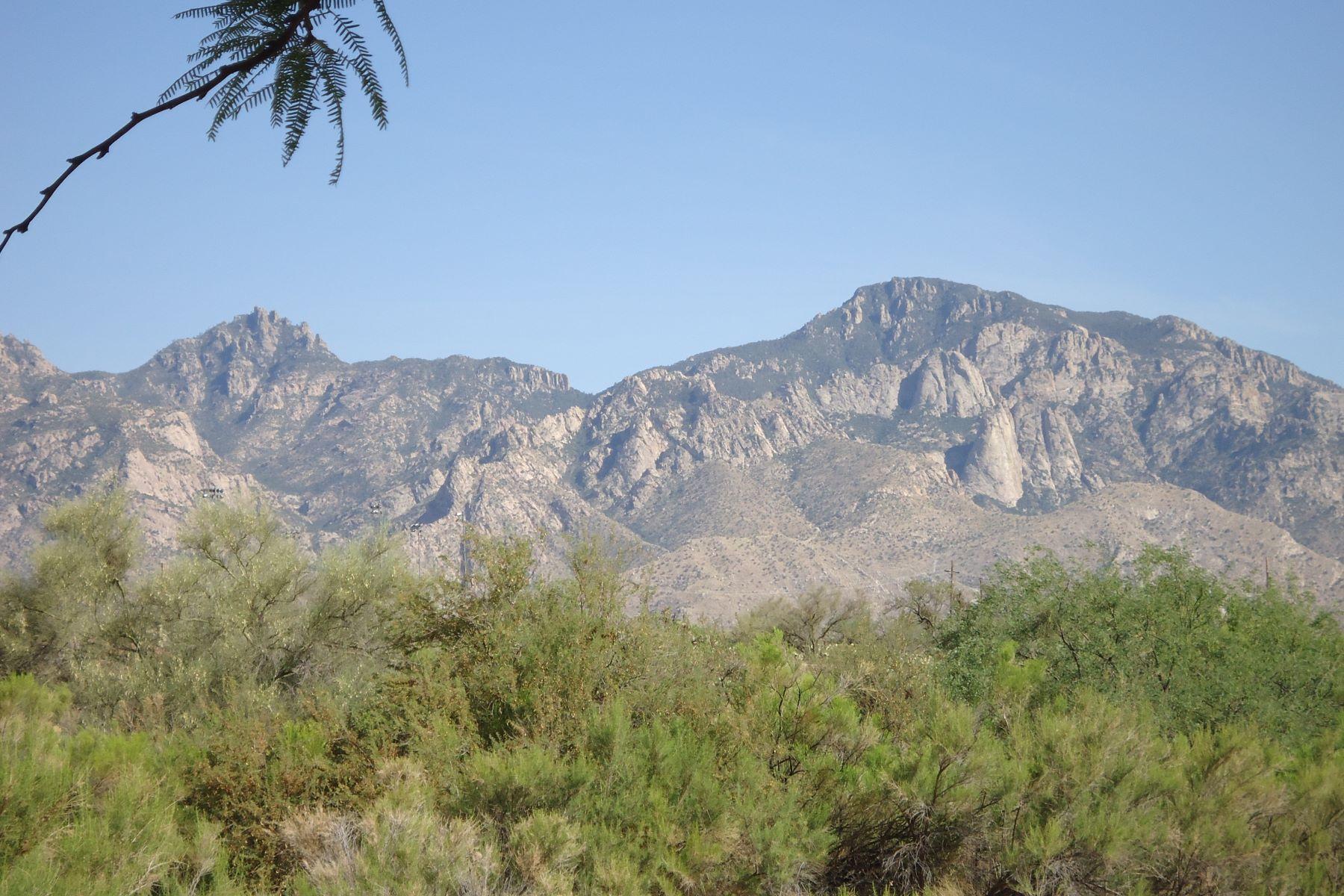 土地,用地 为 销售 在 Excellent Mountain Views 15201 N Oracle Road 图森, 亚利桑那州 85739 美国