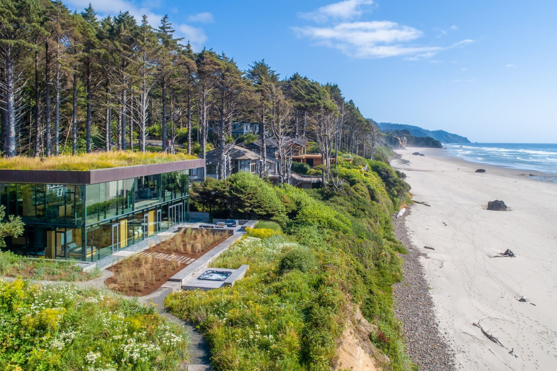 Single Family Homes para Venda às Cannon Beach, Oregon 97110 Estados Unidos