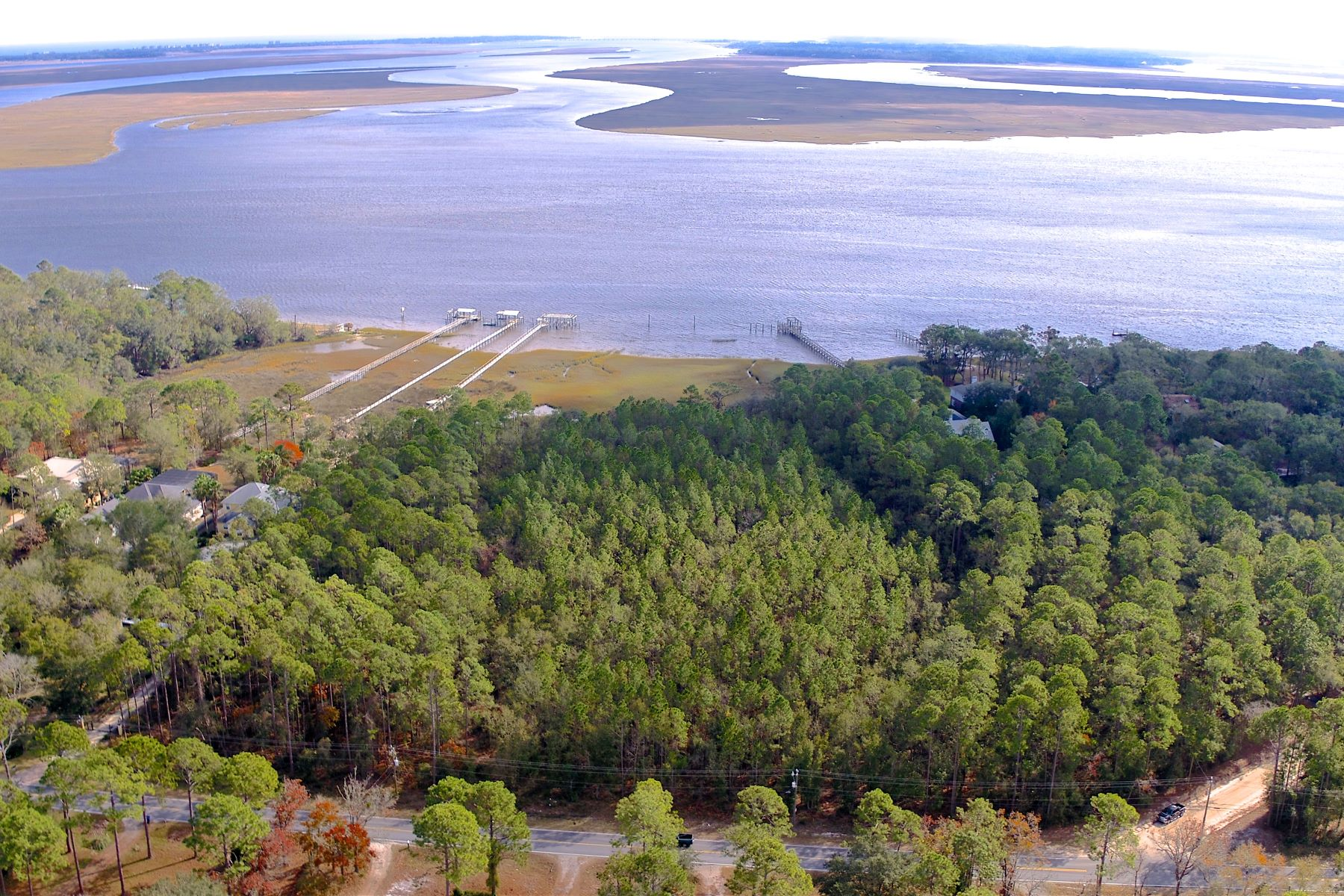 Land for Sale at Sheffield Bluff/Old Nassauville Road Sheffield Bluff Old Nassauville Road Fernandina Beach, Florida 32034 United States