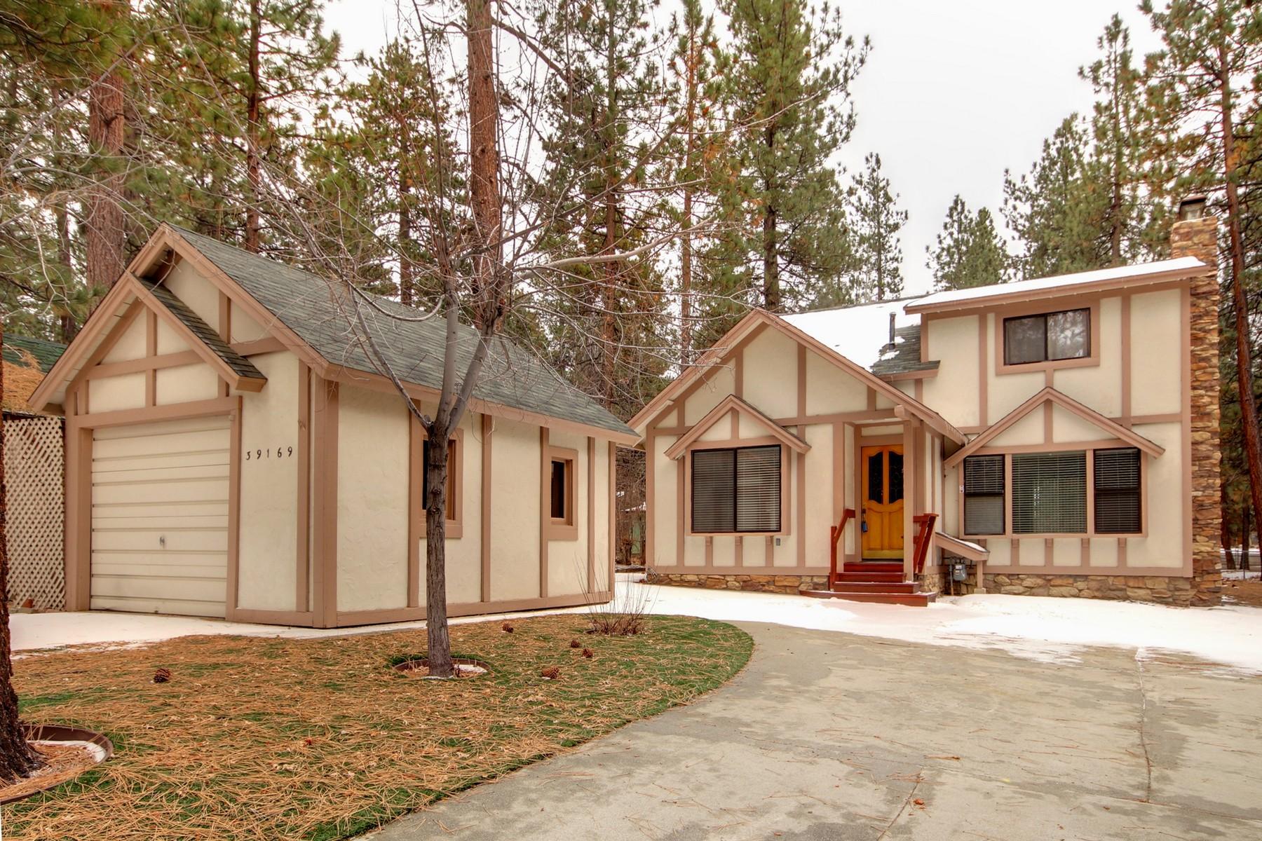 独户住宅 为 销售 在 39169 Robin Road, Big Bear Lake, Ca. 92315 大熊湖, 加利福尼亚州, 92315 美国