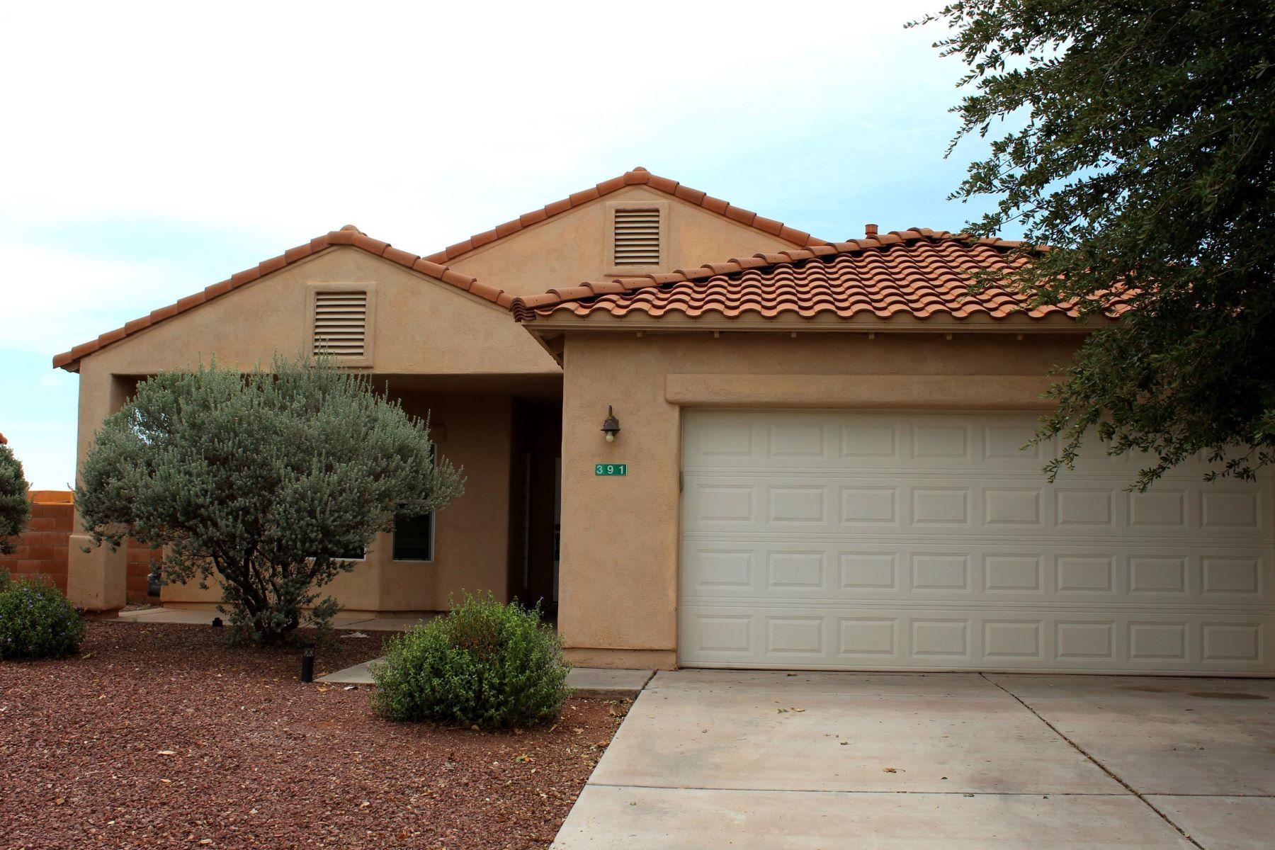 Single Family Homes for Sale at Bellas Vista North 391 Via Capri Rio Rico, Arizona 85648 United States