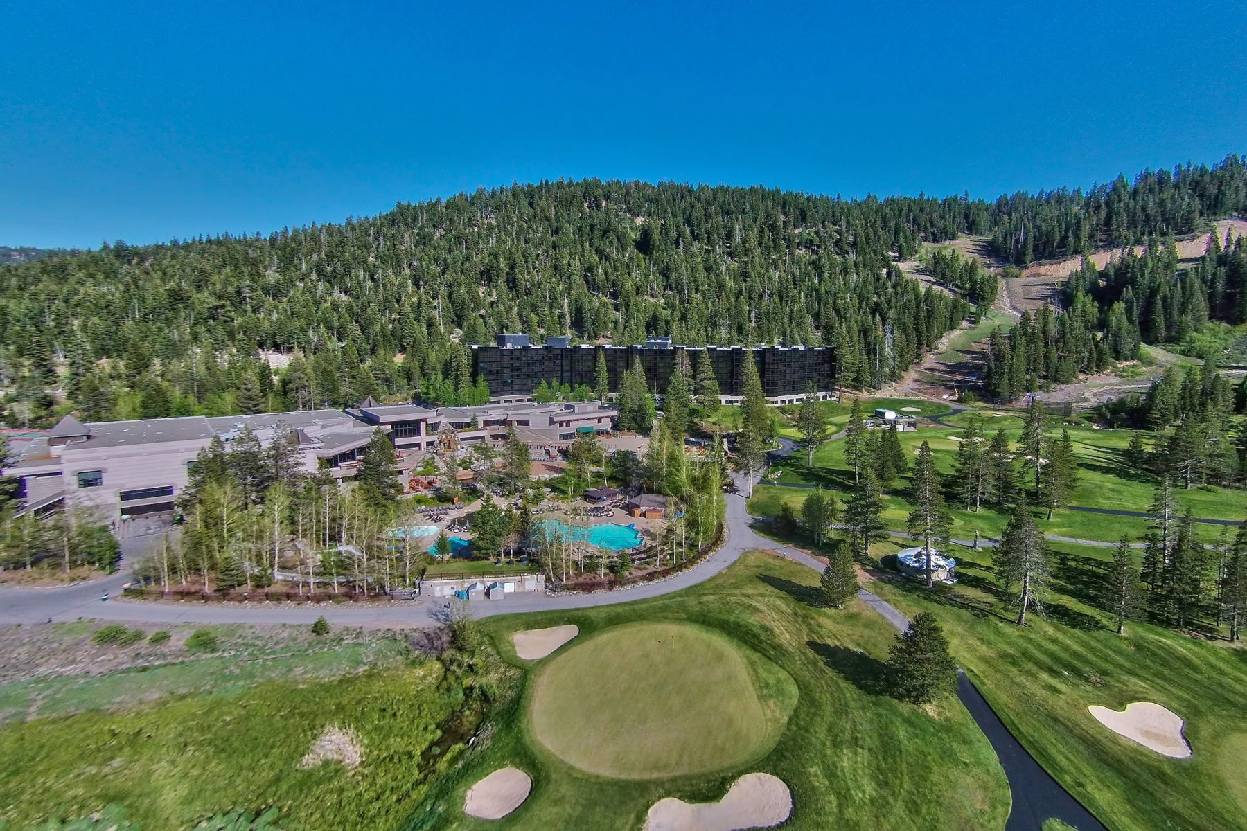 Condominiums for Active at 400 Squaw Creek Road #901/903 Olympic Valley, California 96146 United States