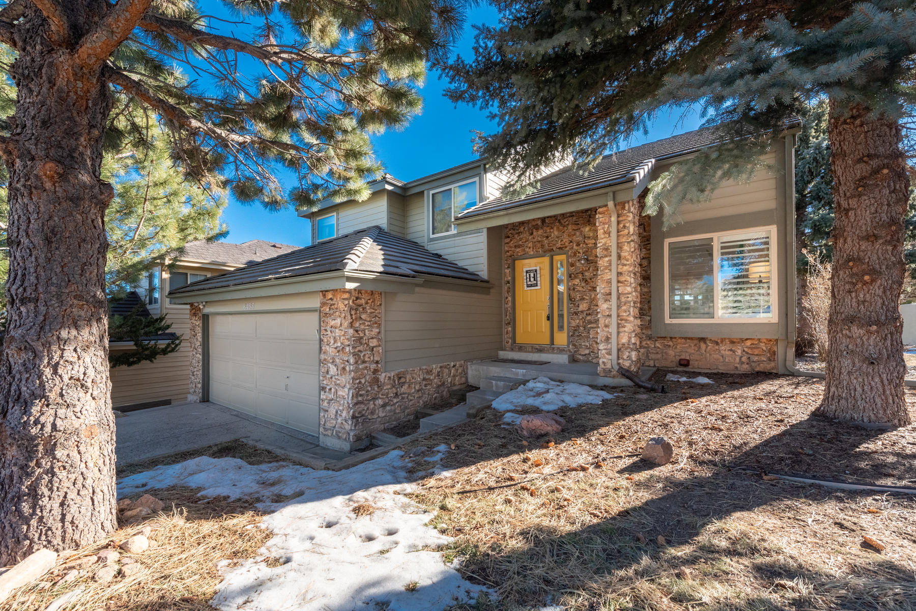 Single Family Homes のために 売買 アット 6453 Willow Broom Trail Littleton, コロラド 80125 アメリカ