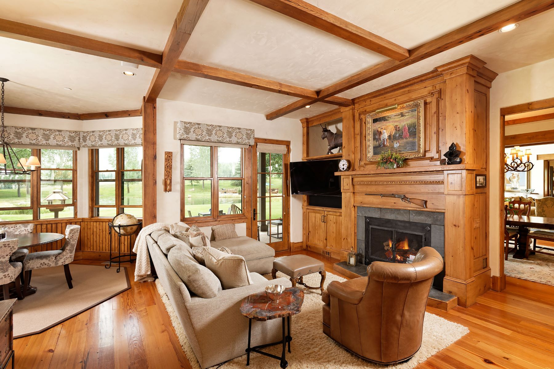 Additional photo for property listing at Owl Creek 1214 Owl Creek Ranch Road Aspen, Colorado 81611 United States