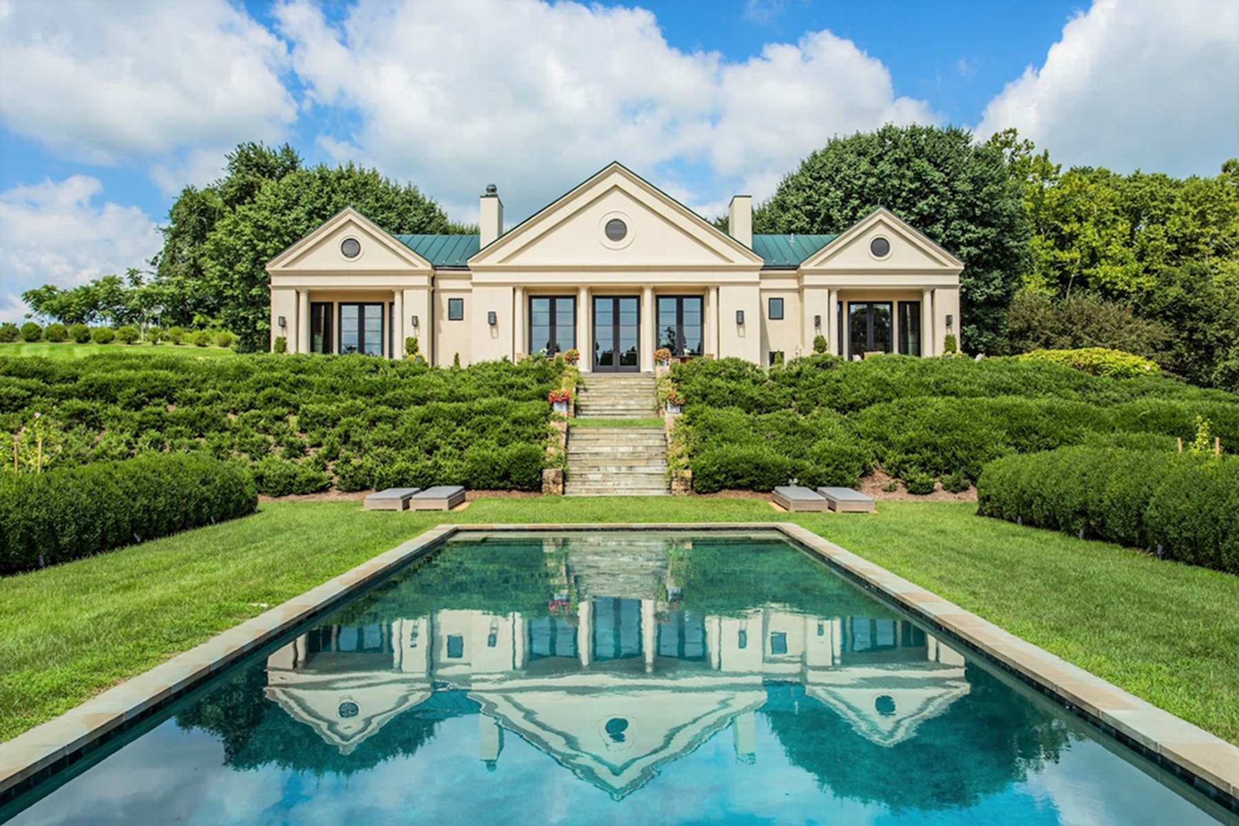 Property のために 売買 アット Sageview 1388 Crenshaw Road Upperville, バージニア 20184 アメリカ