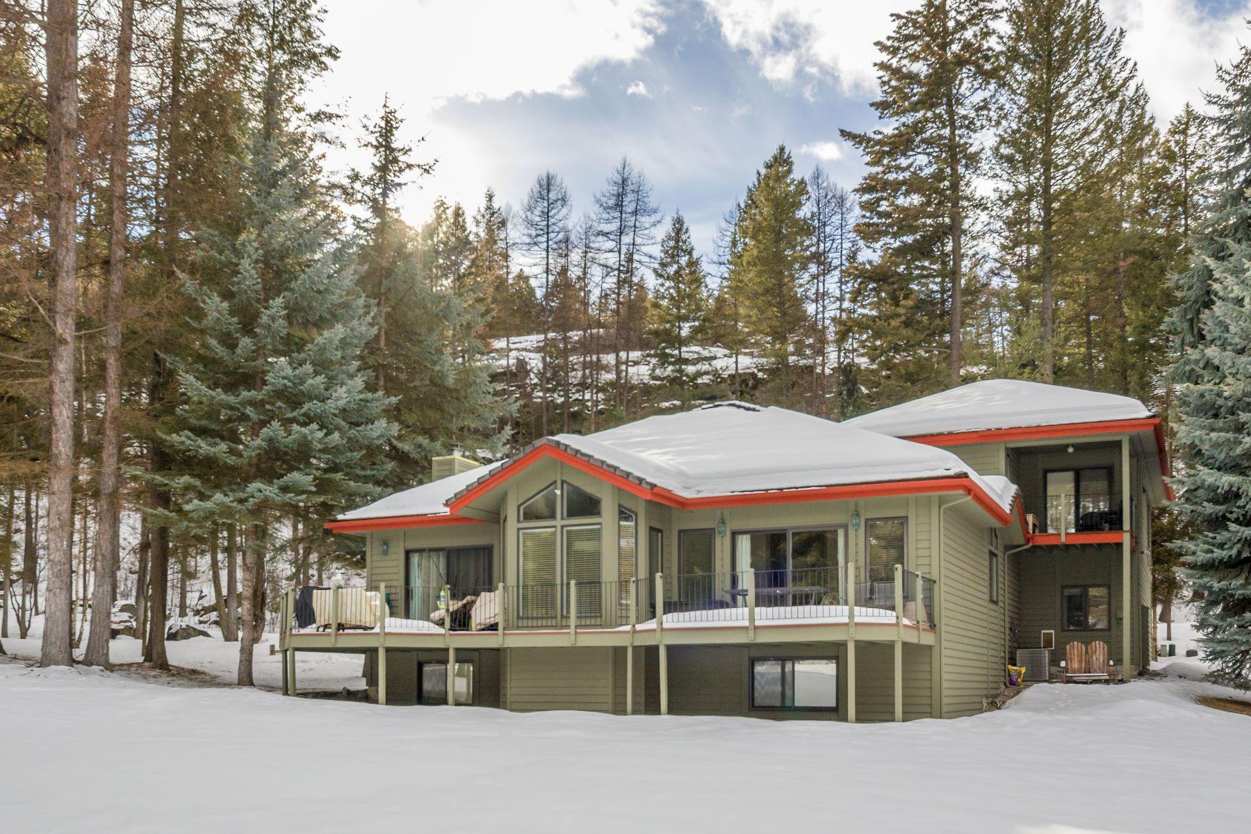 Single Family Home for Sale at 163 Golf Terr , Bigfork, MT 59911 163 Golf Terr Bigfork, Montana 59911 United States