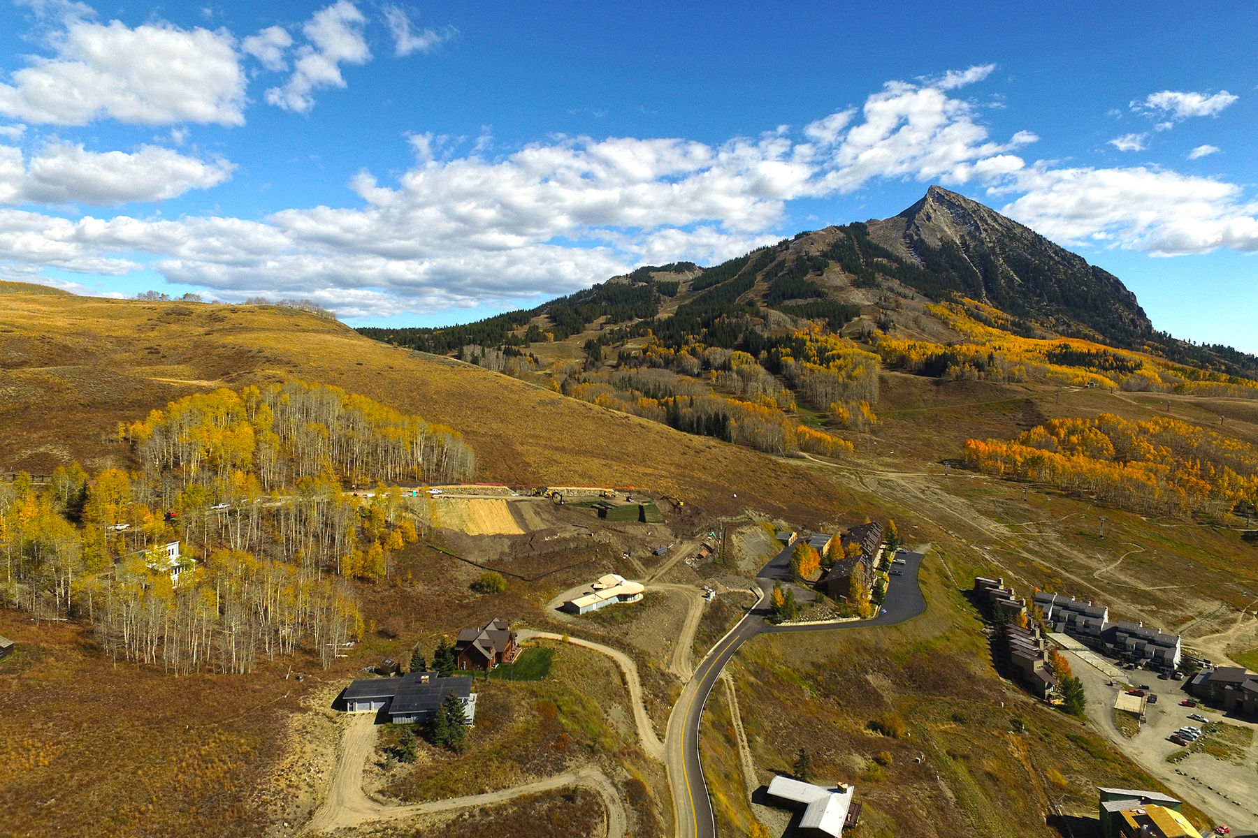 Terreno por un Venta en Incredible Single Family or Subdivision Opportunity 63 Cinnamon Mountain Road Mount Crested Butte, Colorado, 81224 Estados Unidos