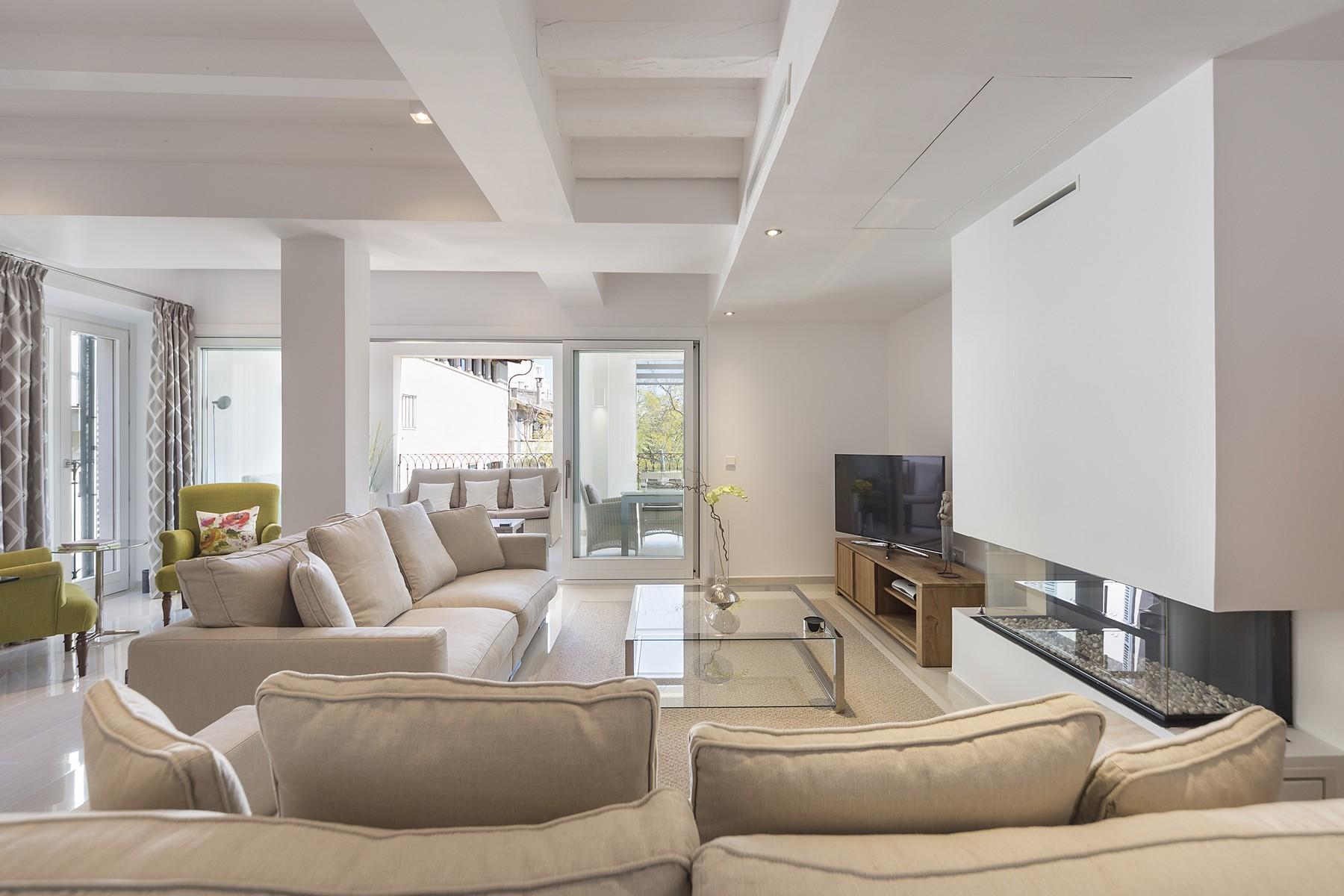 Maison unifamiliale pour l Vente à Exceptional luxury apartment in Old Town Palma Palma, Majorque, Espagne