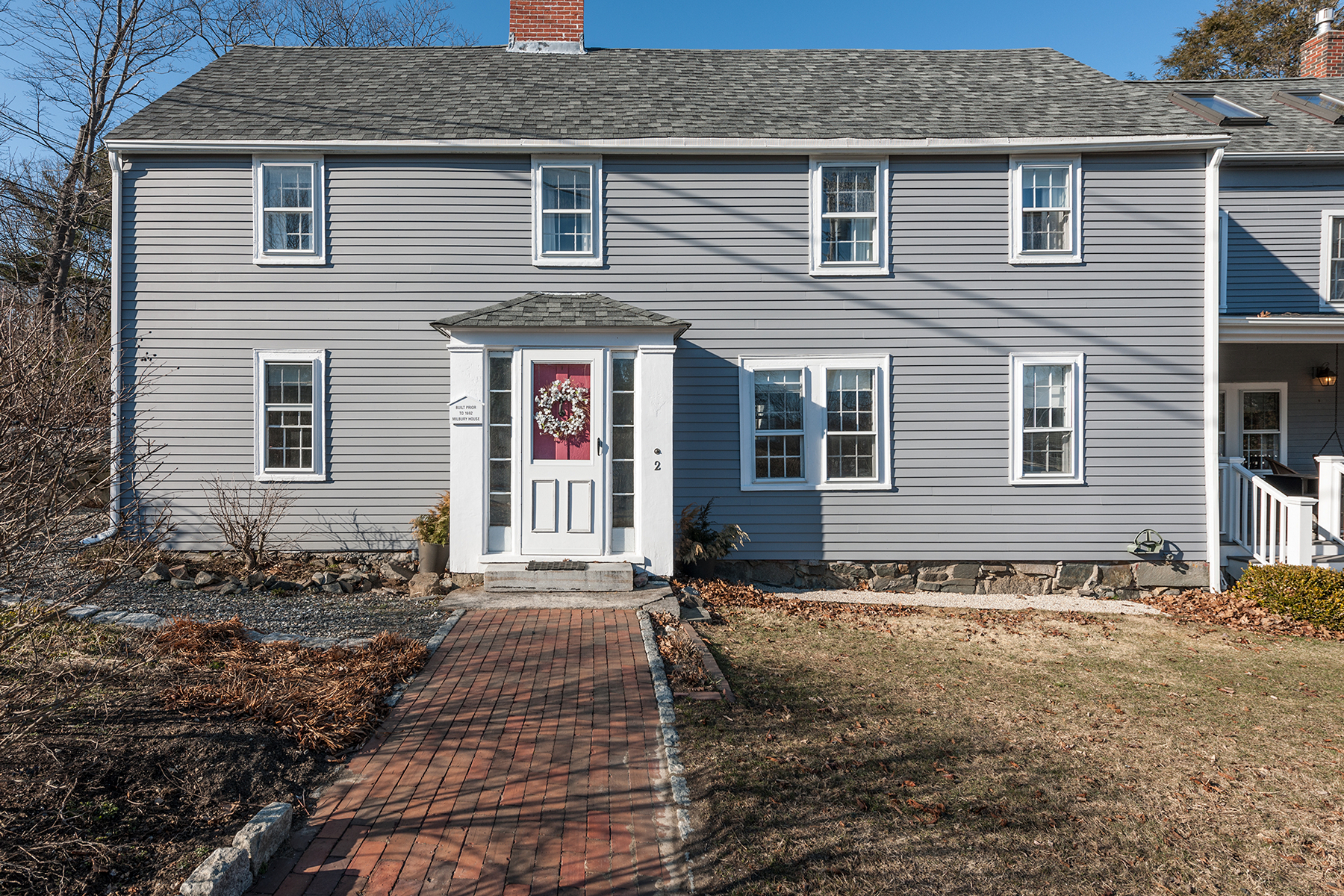 Multi-Family Home for Sale at Historic Duplex in York Harbor 2 Norwood Farms Road York, Maine, 03911 United States