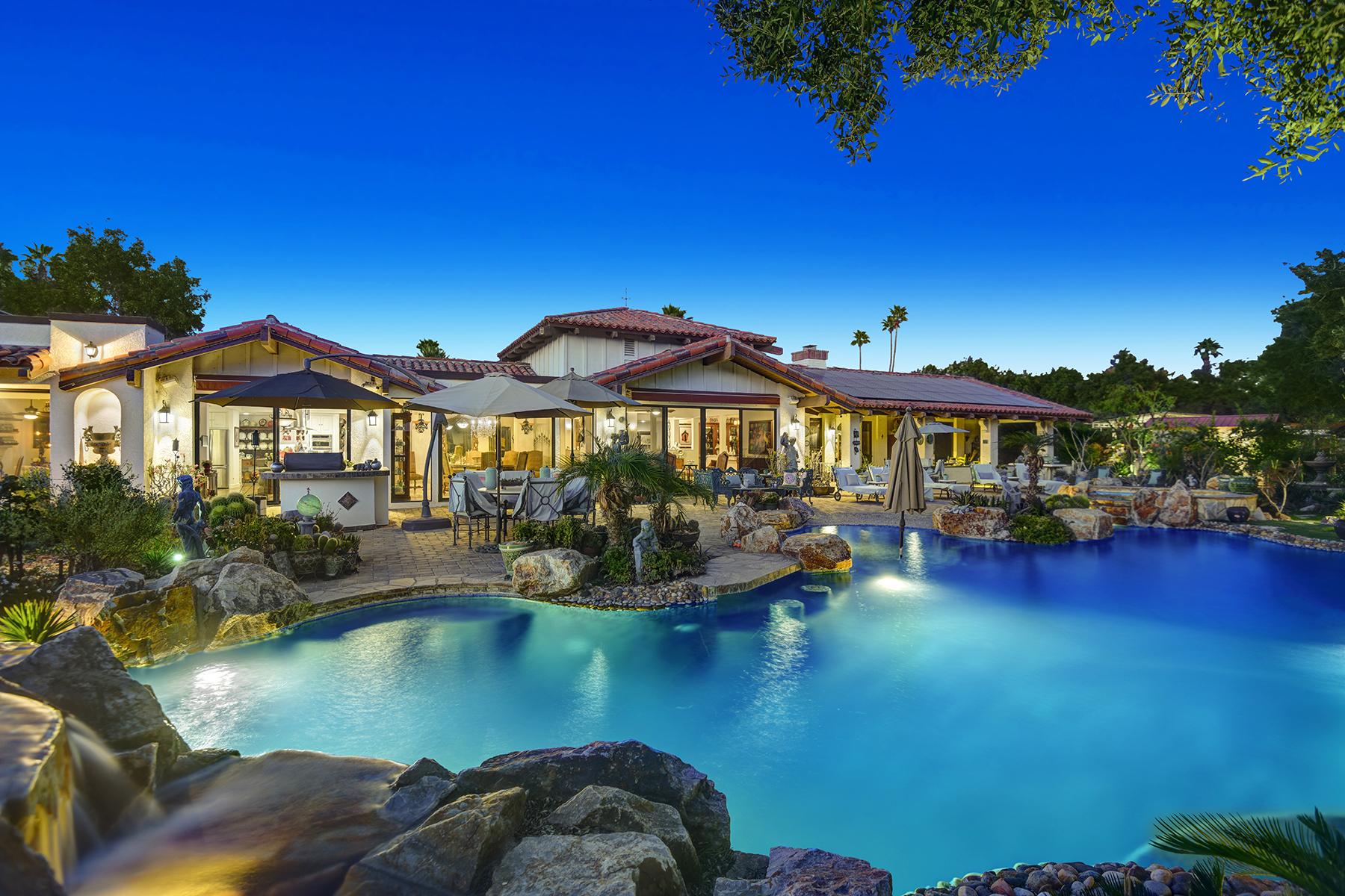 Single Family Homes para Venda às Rancho Mirage, Califórnia 92270 Estados Unidos