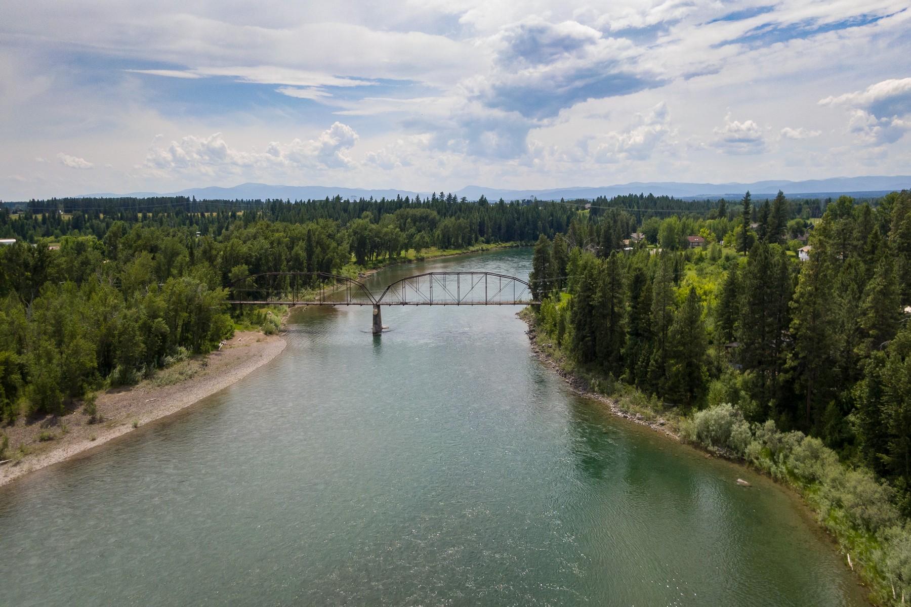 土地,用地 为 销售 在 76 Cedar Pointe Loop 哥伦比亚瀑布, 蒙大拿州 59912 美国