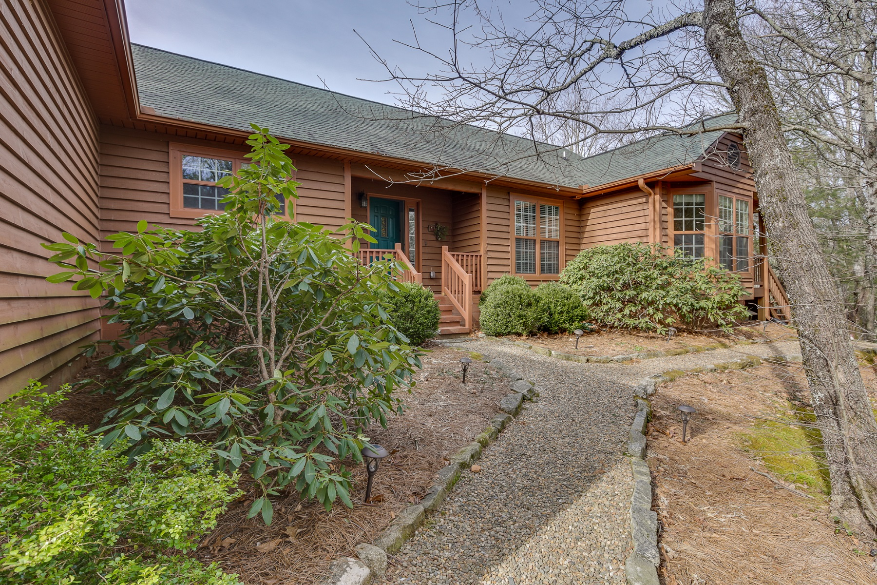 Single Family Homes for Active at 77 Blueberry Road Scaly Mountain, North Carolina 28775 United States