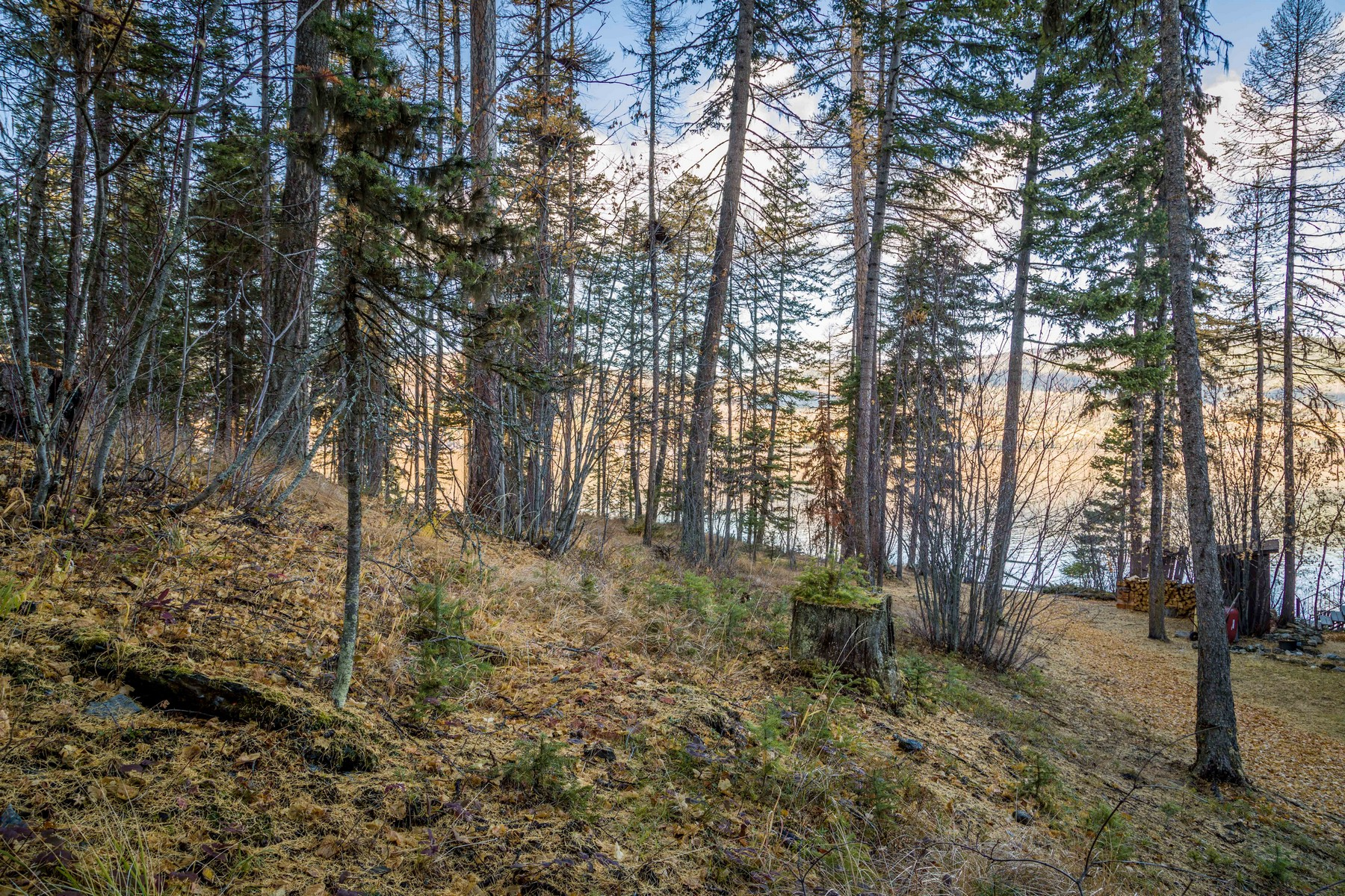 Terreno por un Venta en Ashley Lake Waterfront Lot 4545 Ashley Lake Road Kalispell, Montana 59901 Estados Unidos