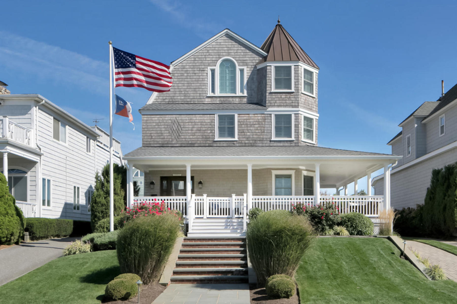 Single Family Homes for Sale at In a Class by Itself 3 Beacon Boulevard Sea Girt, New Jersey 08750 United States
