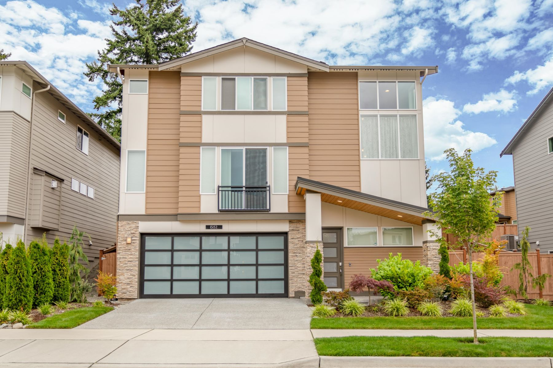 Single Family Homes for Sale at Vinterra Highlands 15152 127th Place NE Woodinville, Washington 98072 United States