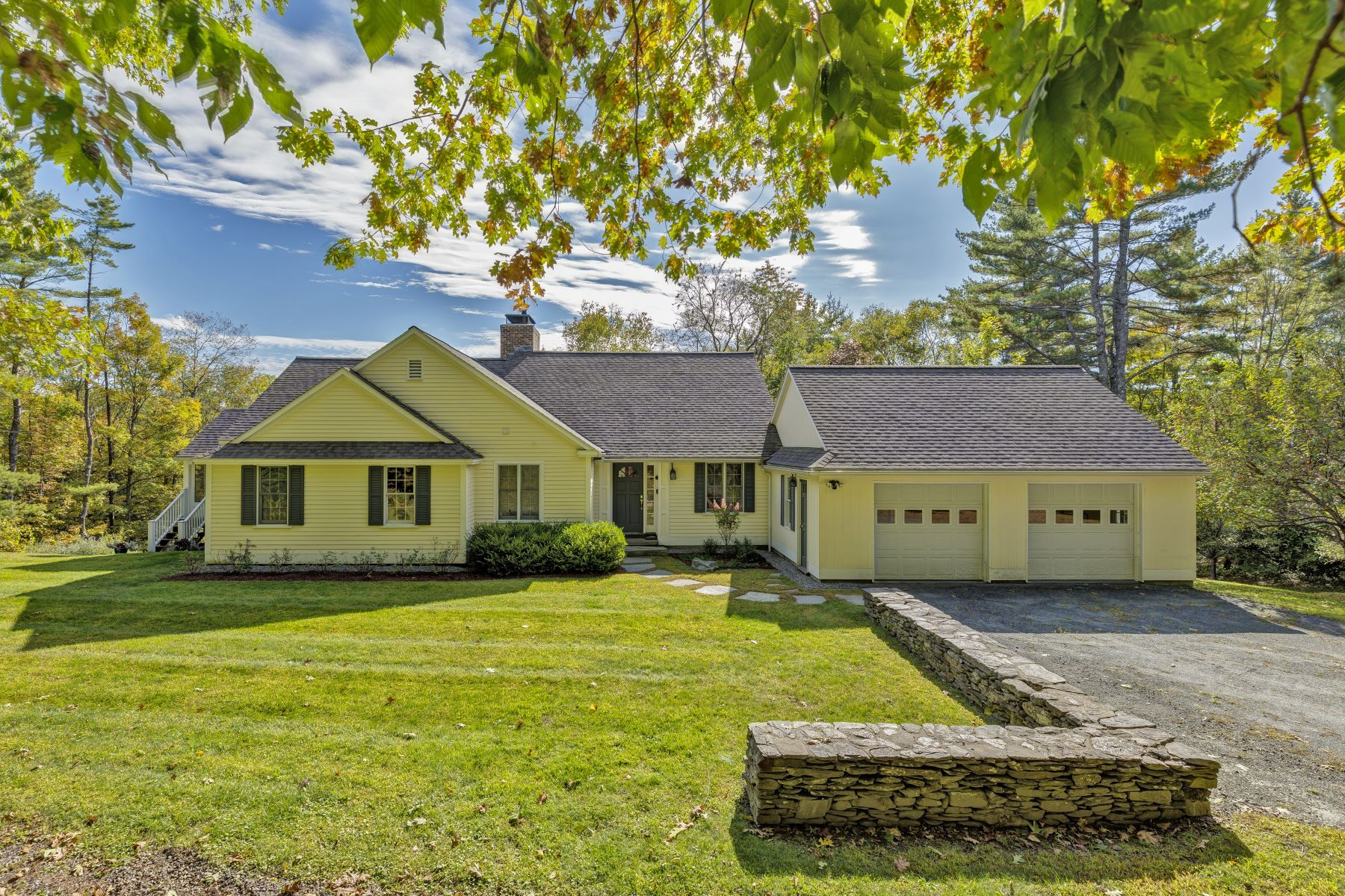 Single Family Homes for Sale at Baker Tower Views 250 Elm St Norwich, Vermont 05055 United States
