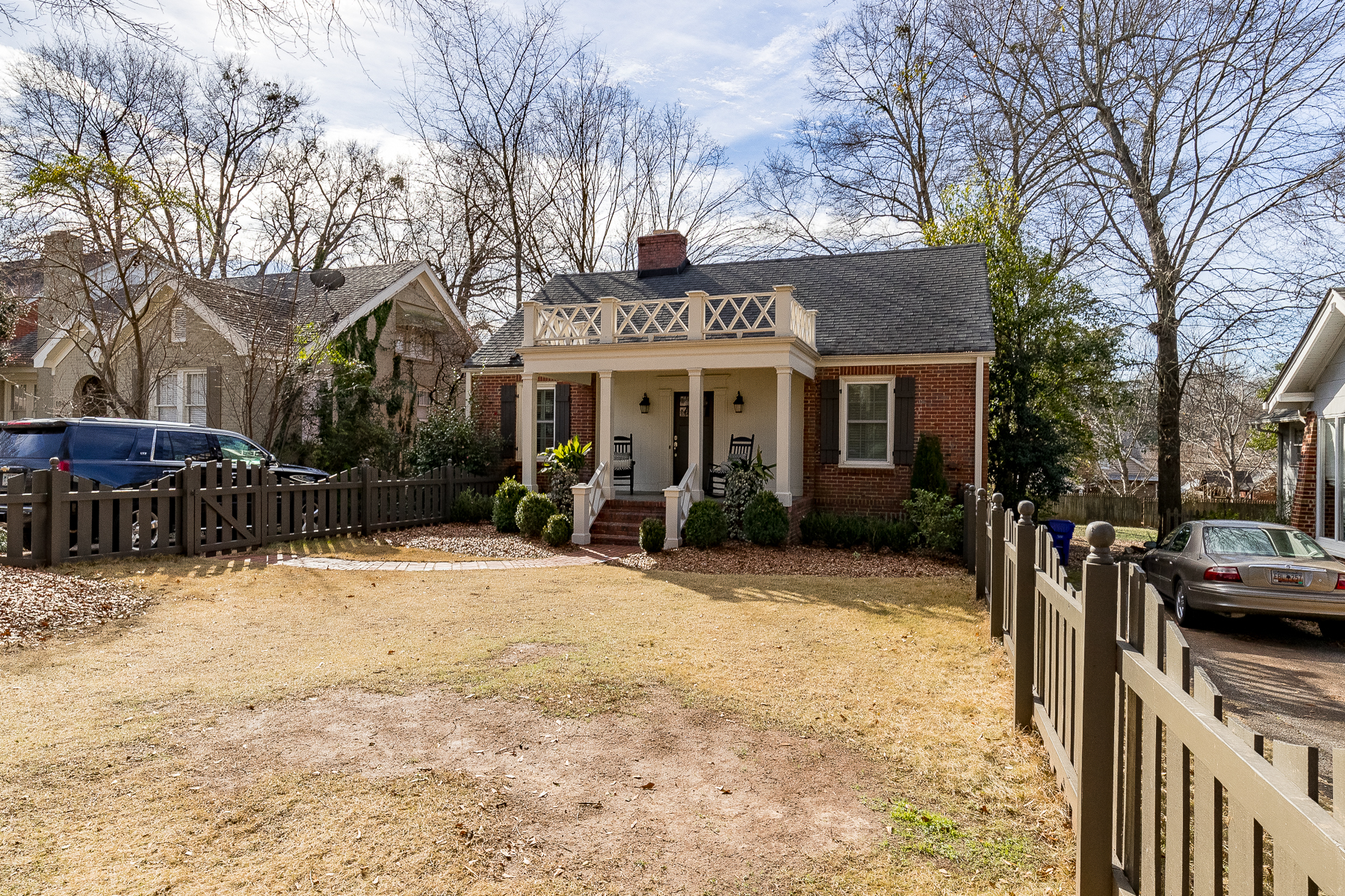 Single Family Homes for Sale at Alta Vista Charmer 102 Ponce de Leon Drive Greenville, South Carolina 29605 United States