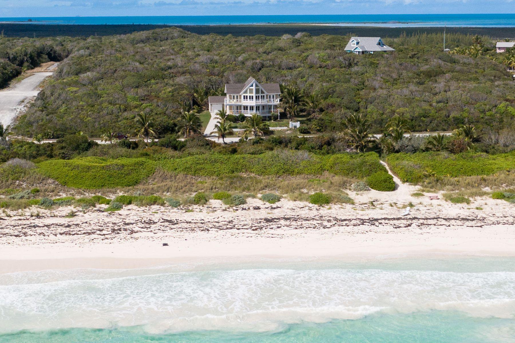 Single Family Homes for Sale at Long Beach, Abaco Bahamas