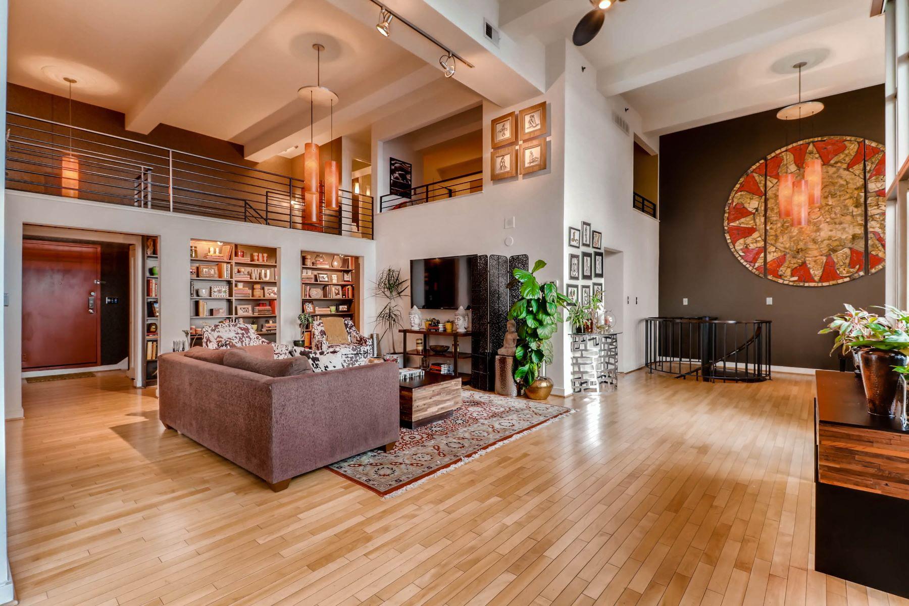 Appartement voor Verkoop een t Canton Cove 2901 Boston Street #102 Baltimore, Maryland 21224 Verenigde Staten