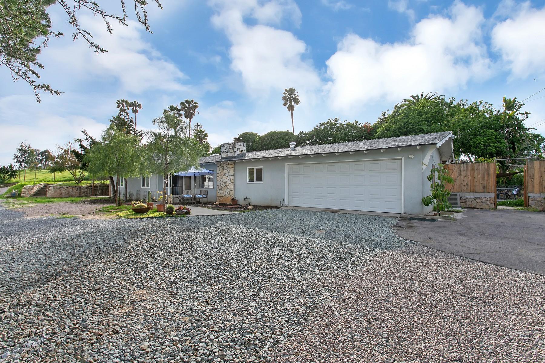 Single Family Home for Active at 731 Matagual Drive Vista, California 92081 United States