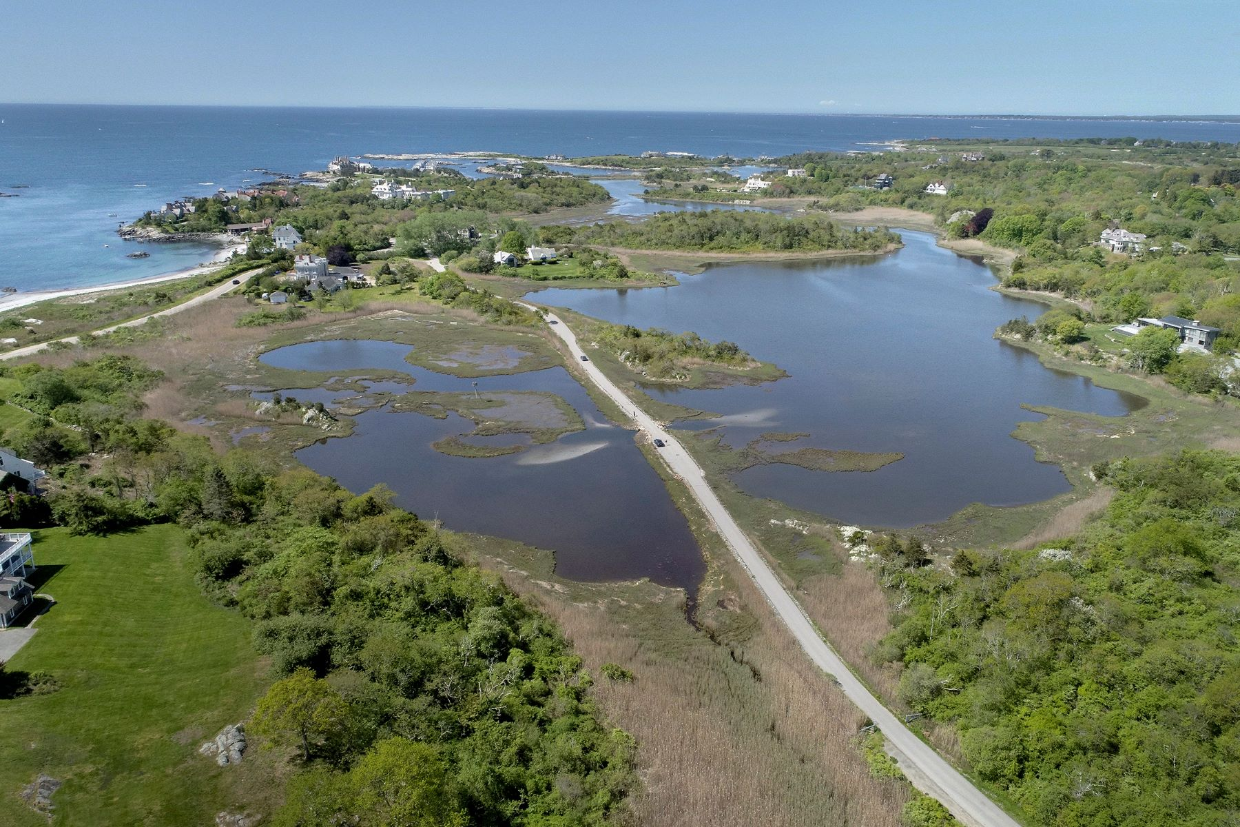 Single Family Homes for Sale at 'Green Pastures' 30 Hazard Road Newport, Rhode Island 02840 United States