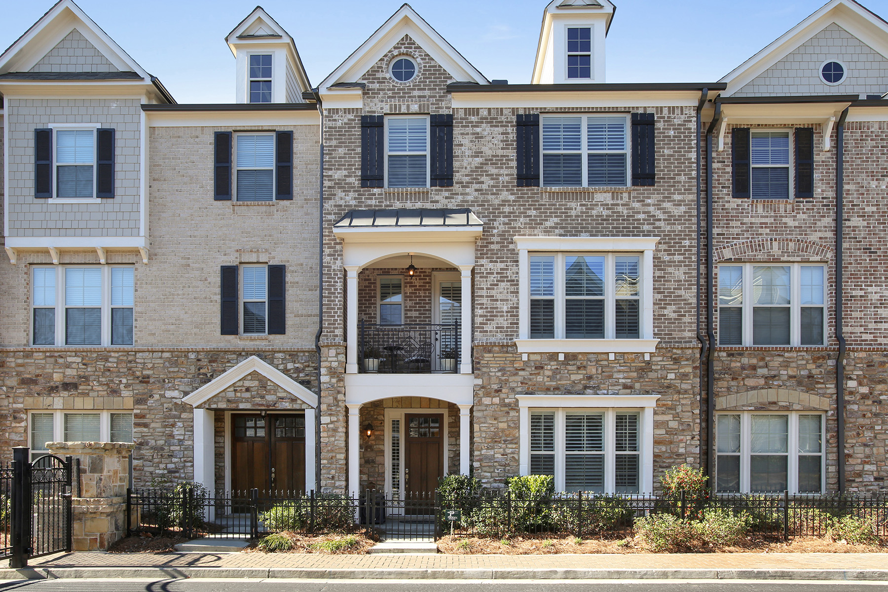 Townhouse for Rent at For Rent - Beautiful Upgraded Townhome in Towns at Druid Hills 1438 Druid Manor Boulevard NE Atlanta, Georgia 30329 United States