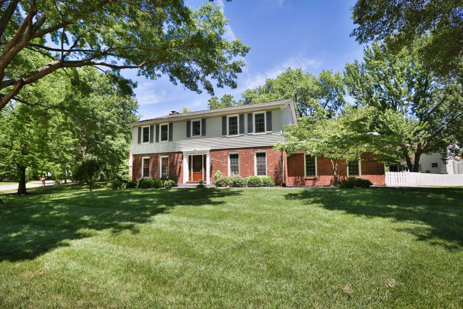 Single Family Home for Sale at Del Ebro Dr 1093 Del Ebro Dr Ballwin, Missouri 63011 United States