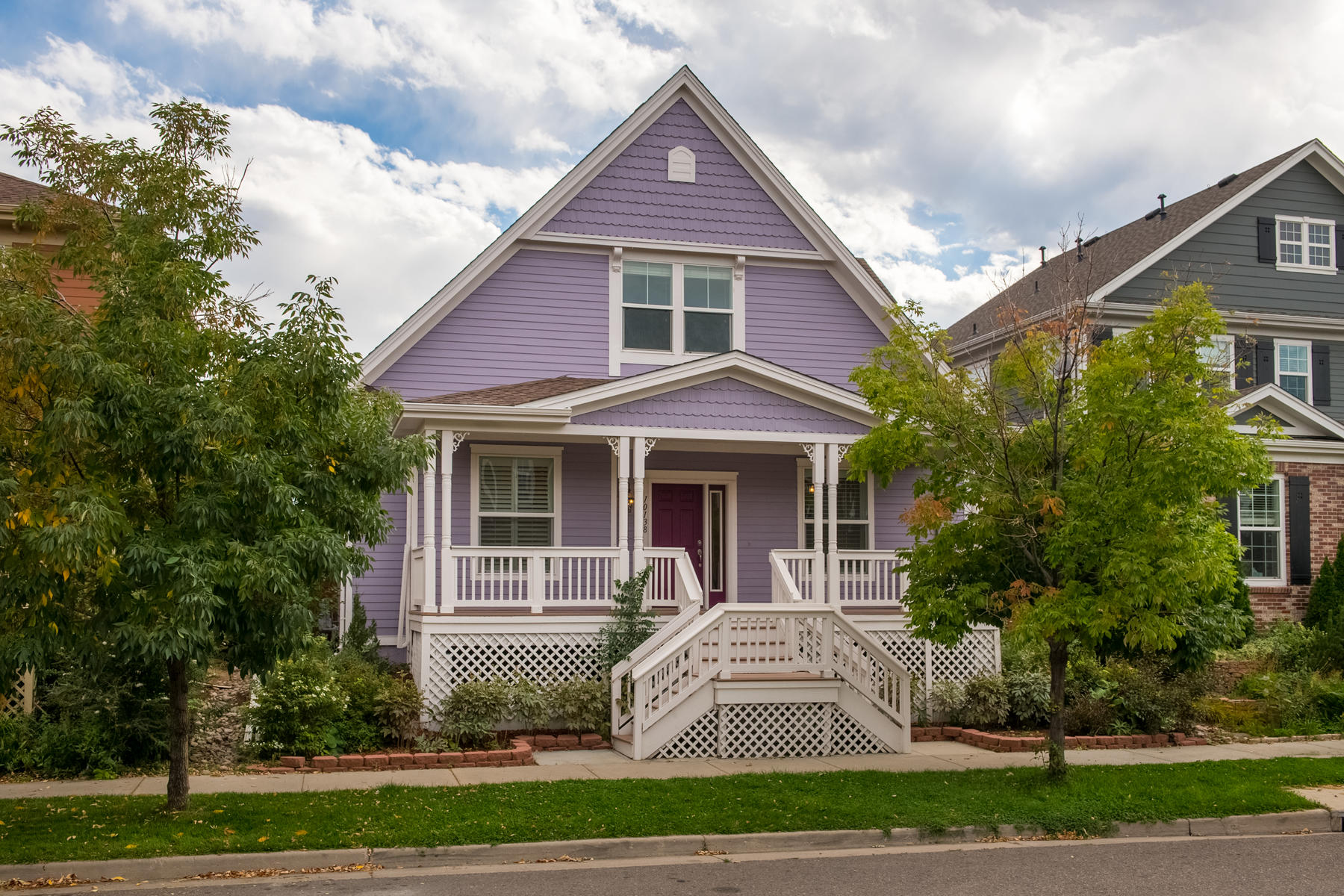 Property for Active at Modern Living with Victorian Charm in Stapleton 10138 East 28th Avenue Denver, Colorado 80238 United States