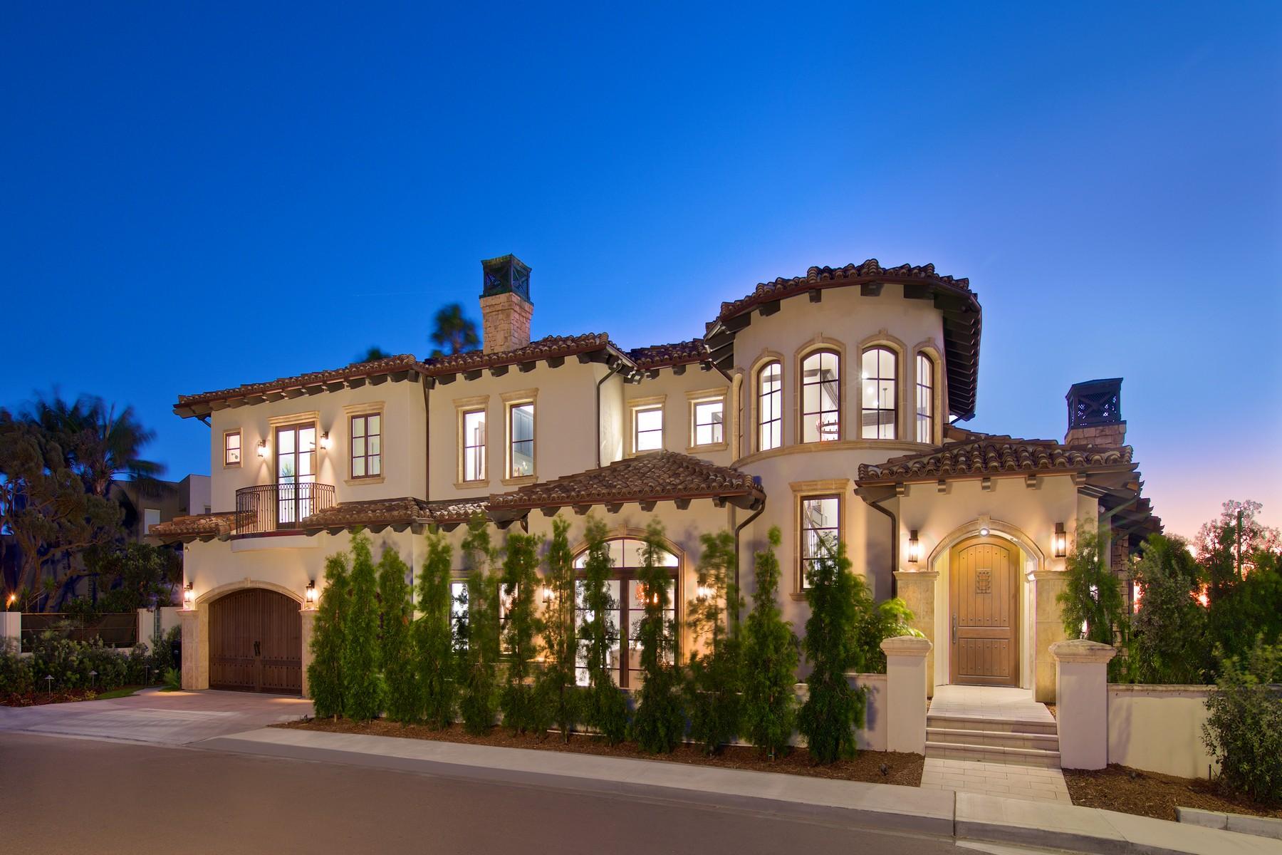 Single Family Home for Sale at 5490 Calumet Avenue La Jolla, California, 92037 United States