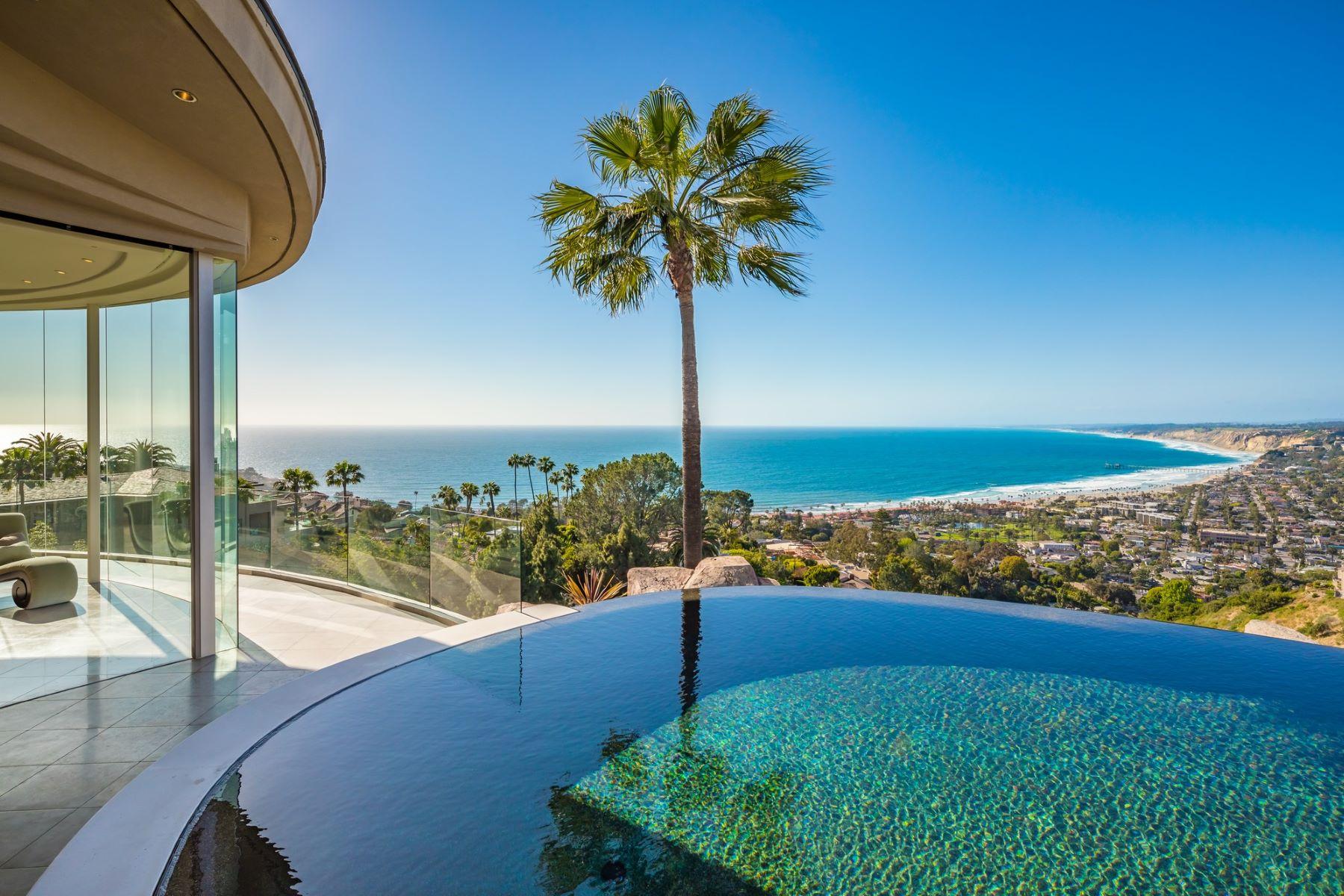 Single Family Home for Active at 7455 Hillside Drive La Jolla, California 92037 United States