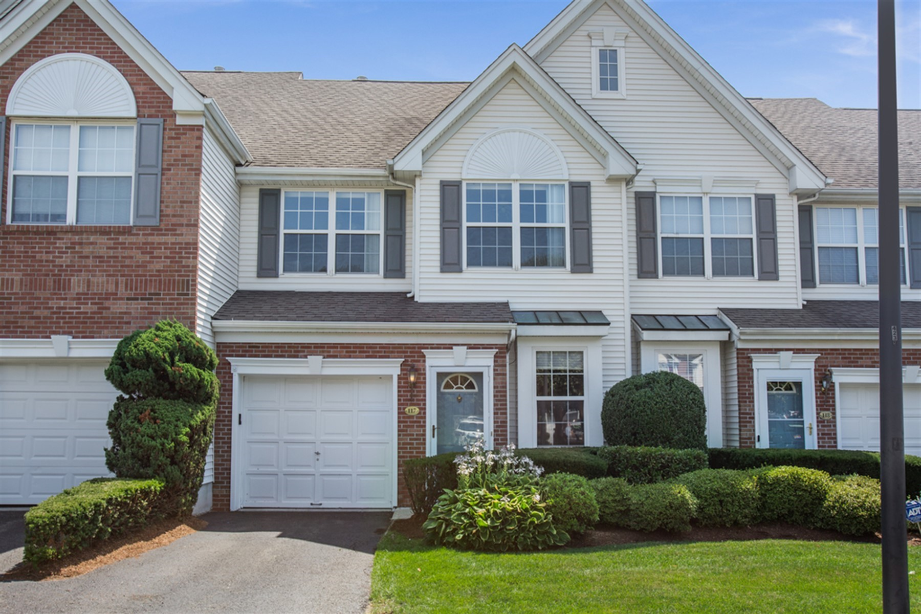 townhouses for Sale at Buckingham Model Townhome 117 Barclay Drive Nutley, New Jersey 07110 United States
