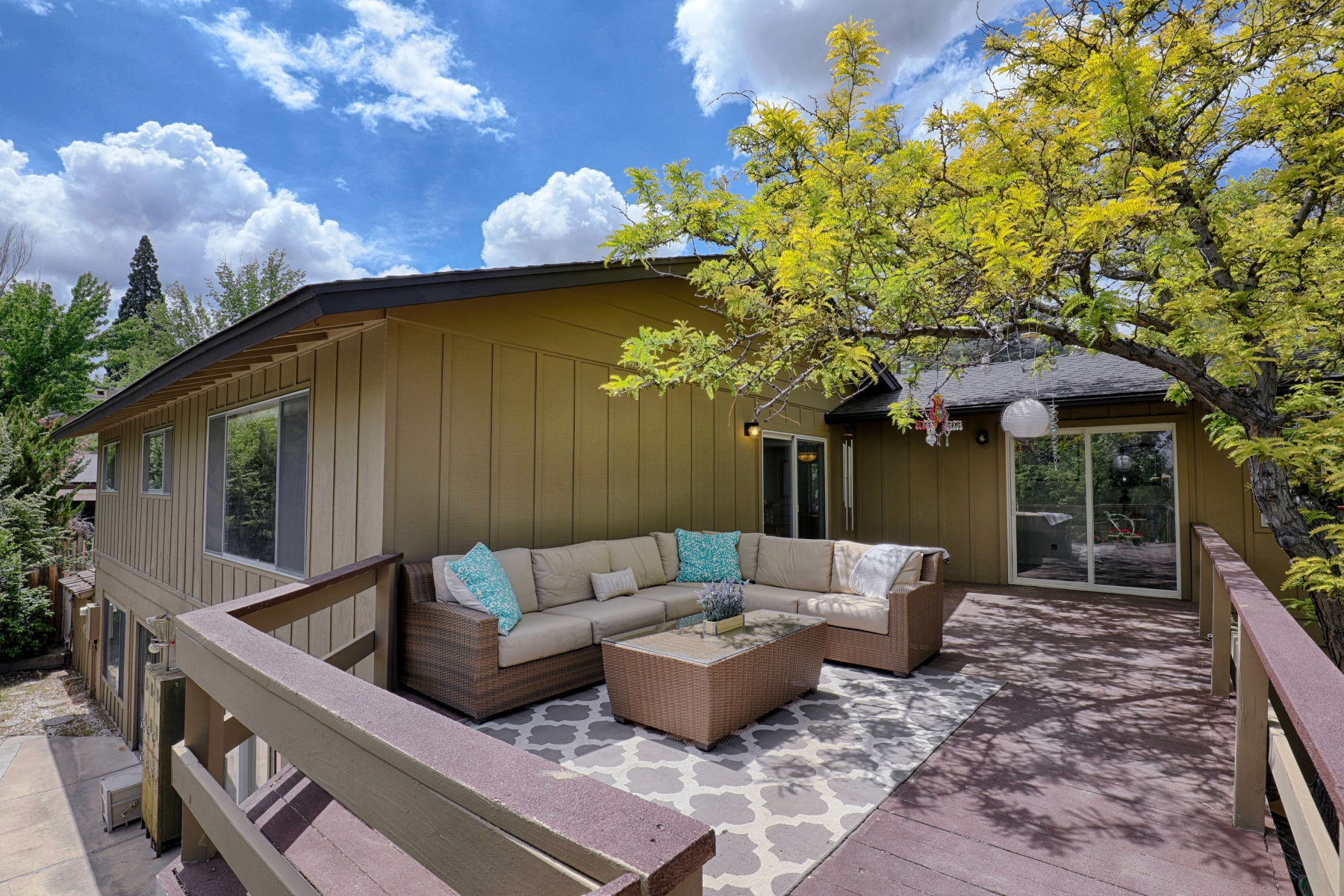 Single Family Home for Active at 2110 Skyline Blvd., Reno, Nevada 2110 Skyline Blvd. Reno, Nevada 89509 United States