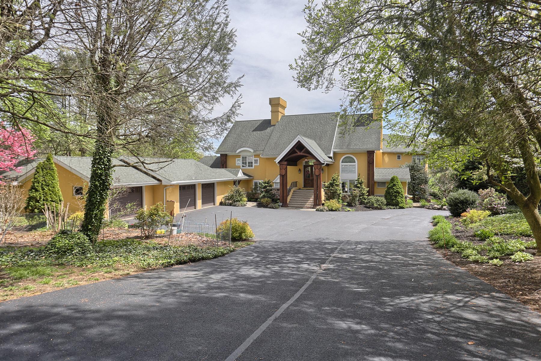 独户住宅 为 销售 在 663 Oakwood Lane 663 Oakwood Lane 兰开斯特, 宾夕法尼亚州 17603 美国
