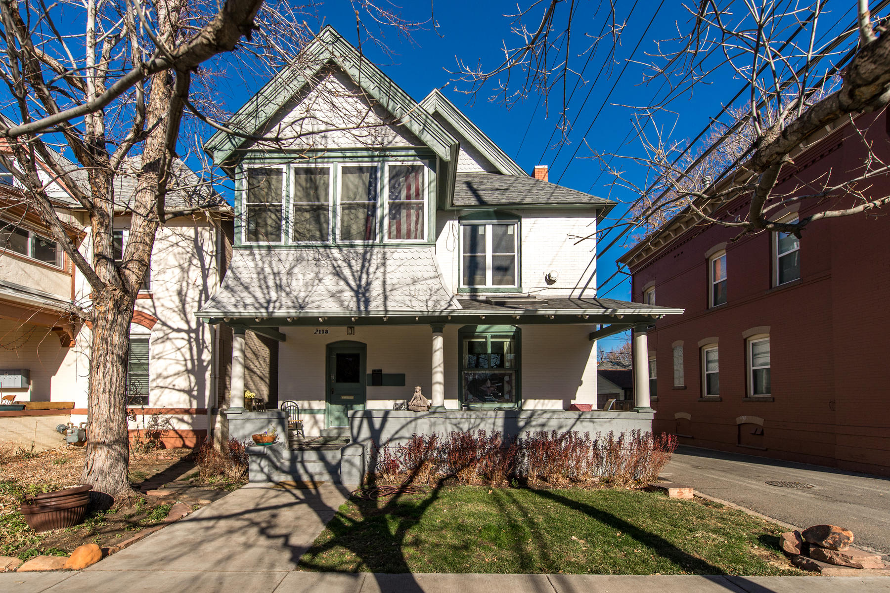 Multi-Family Home for Active at 6 Units - Investment Opportunity! 2113 E 16th Avenue Denver, Colorado 80206 United States