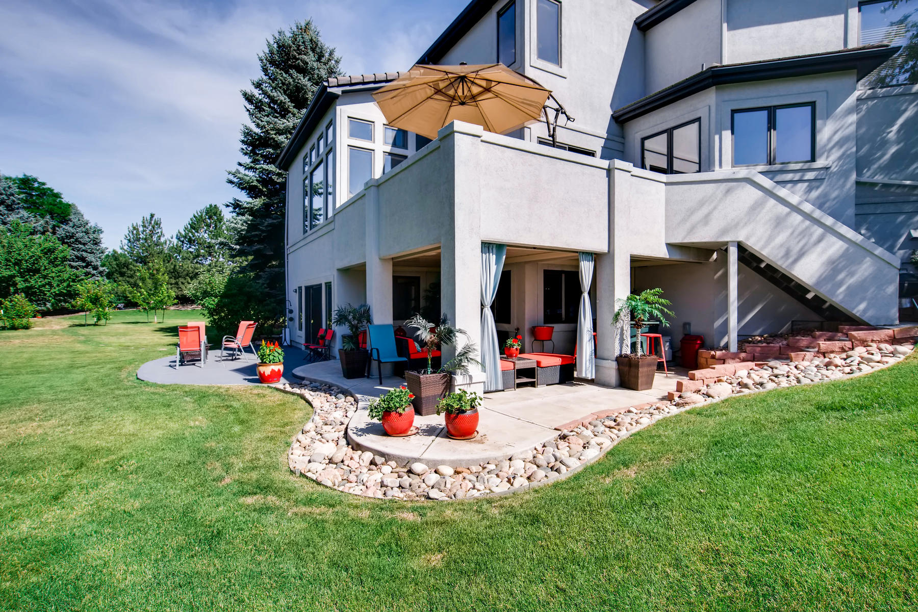 Single Family Homes for Active at 5511 Hawthorn Circle Greenwood Village, Colorado 80121 United States