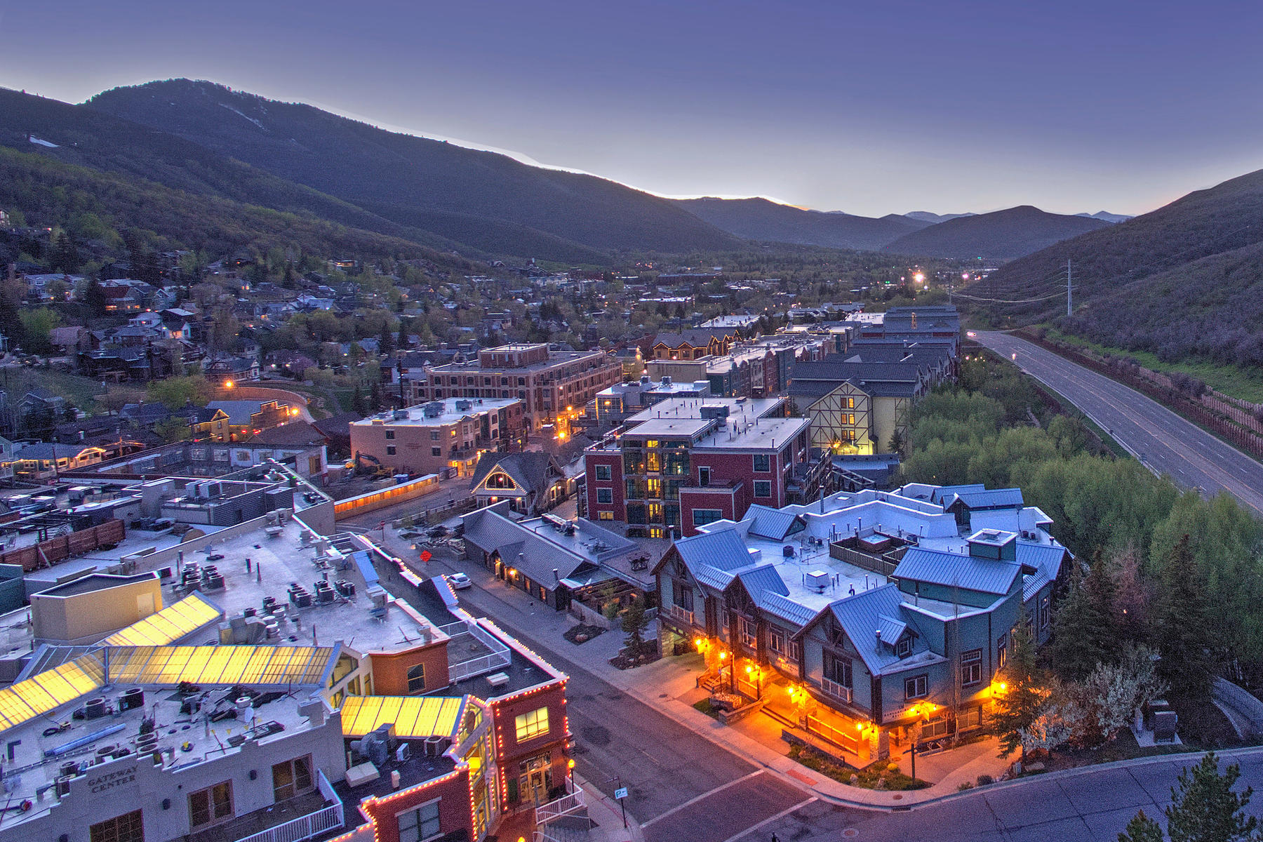 Condominium for Sale at Historic Heber Avenue Loft, ​Impeccably Furnished ​Sanctuary 255 Heber Ave Unit #101 Park City, Utah, 84060 United States