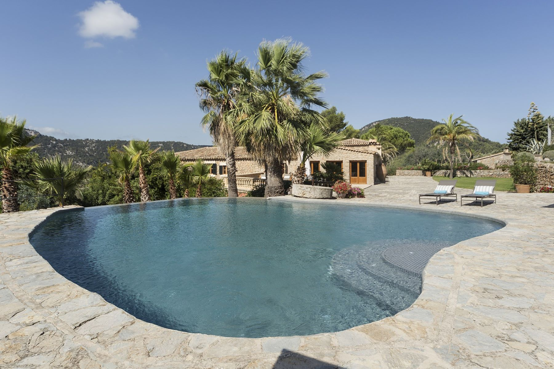 Single Family Home for Rent at Luxury Contry Estate in Valldemossa Other Balearic Islands, Balearic Islands, Spain