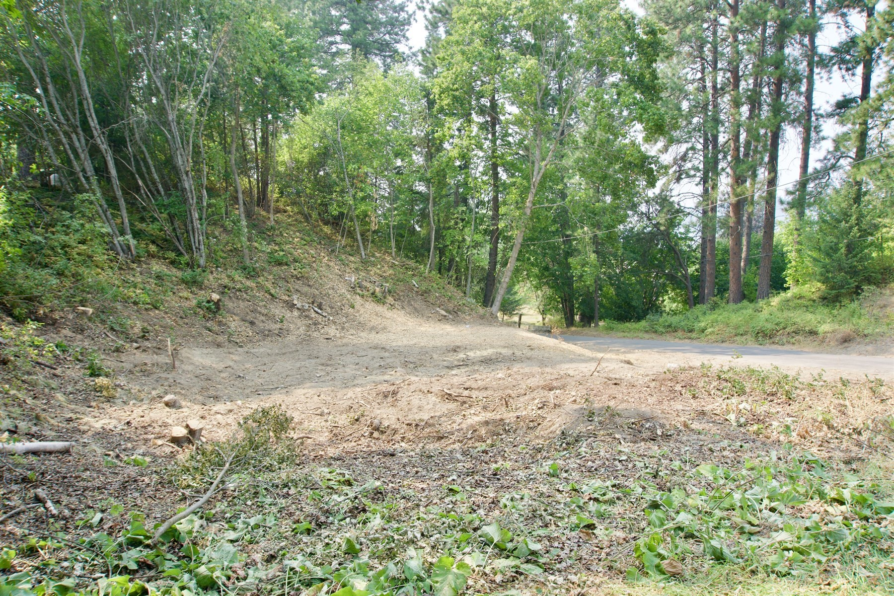 Land for Active at Convenient in town location on this 0.24 acre city building lot 6438 Washington Street Bonners Ferry, Idaho 83805 United States