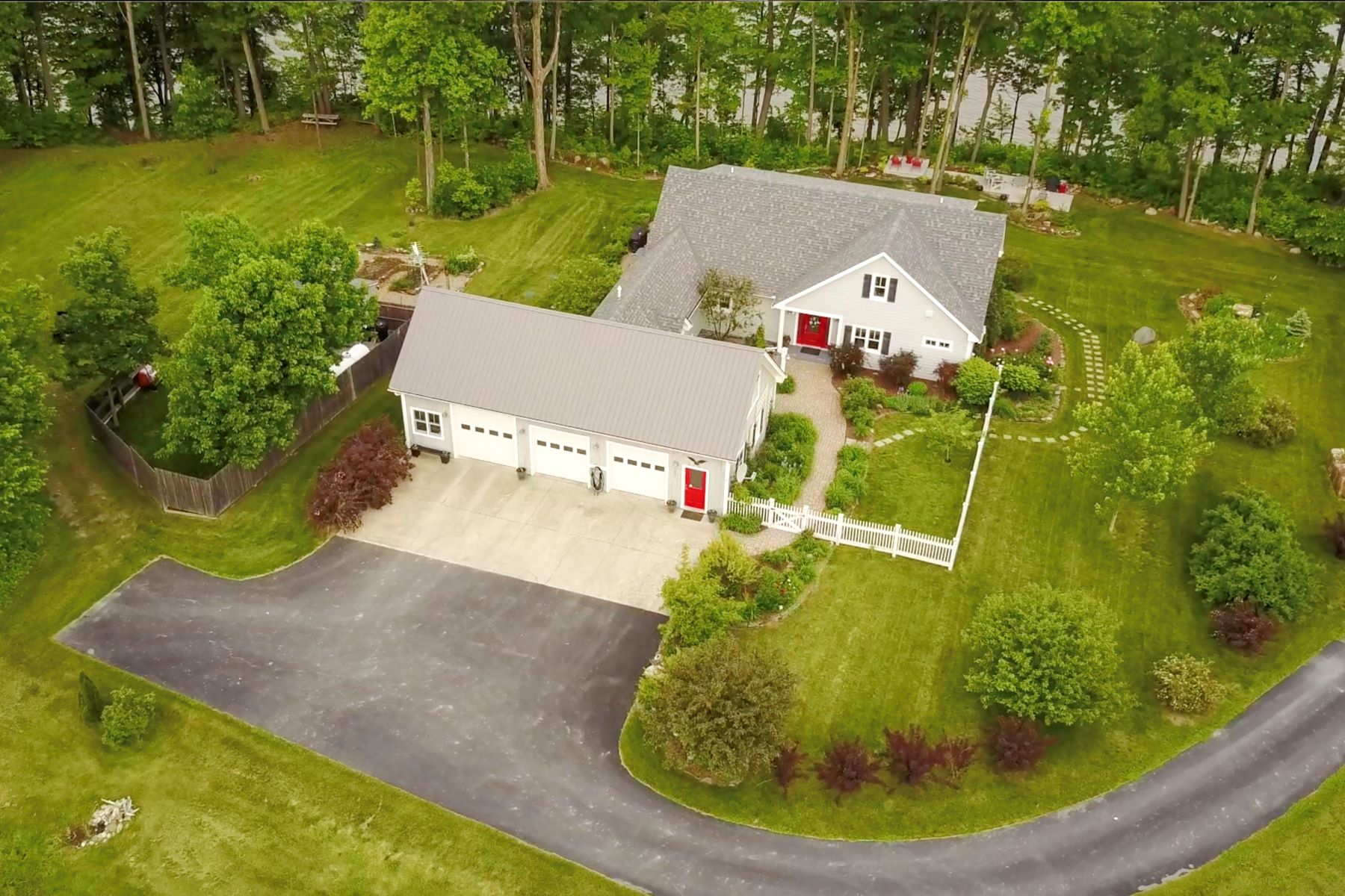 Single Family Homes for Sale at Hickory Ridge 500 Bridge Rd Crown Point, New York 12928 United States