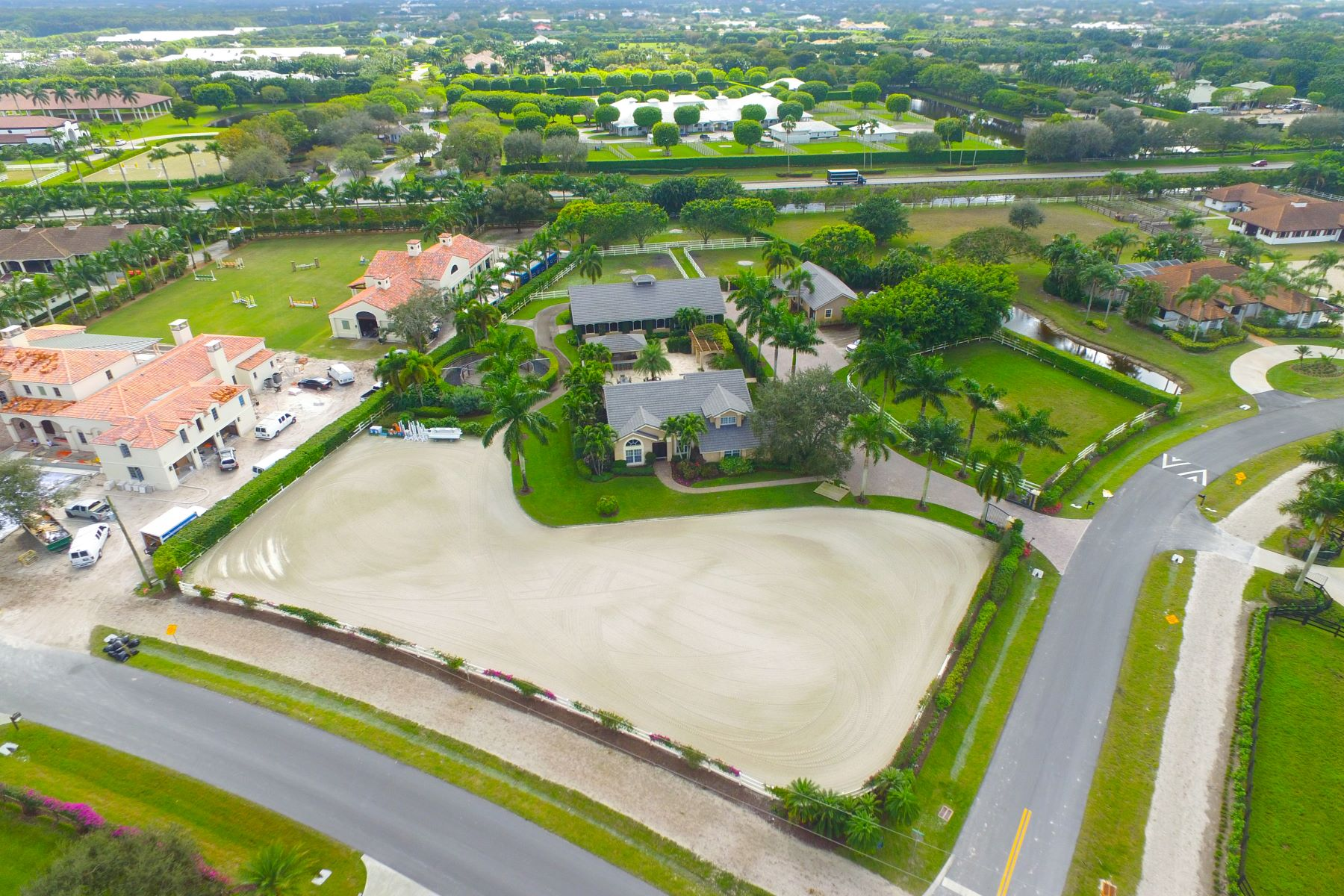 Farm / Ranch / Plantation for Rent at 14911 Equestrian Way Wellington, Florida 33414 United States