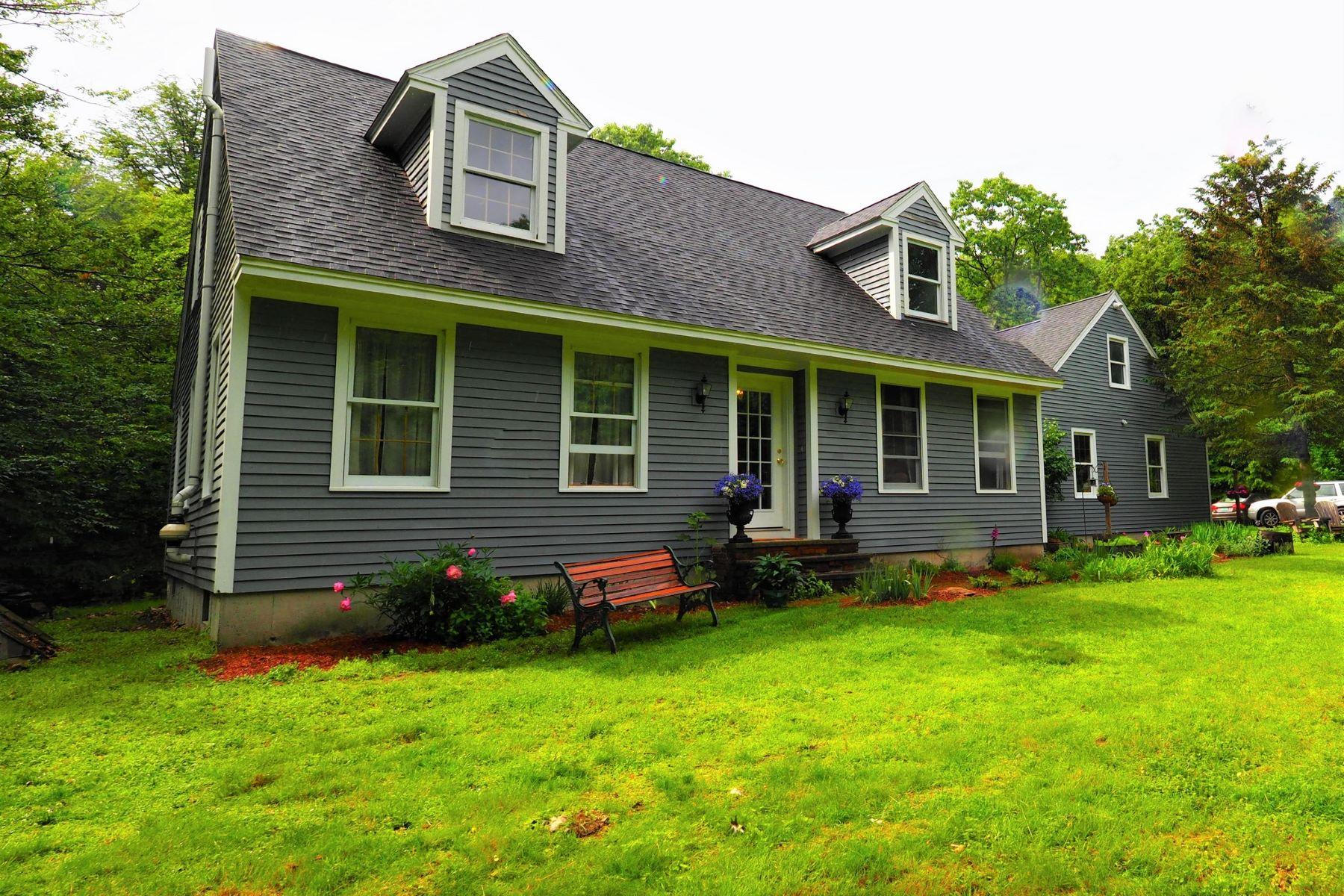 Single Family Homes for Sale at 25 Wagg Hill Rd. Ashburnham, Massachusetts 01430 United States
