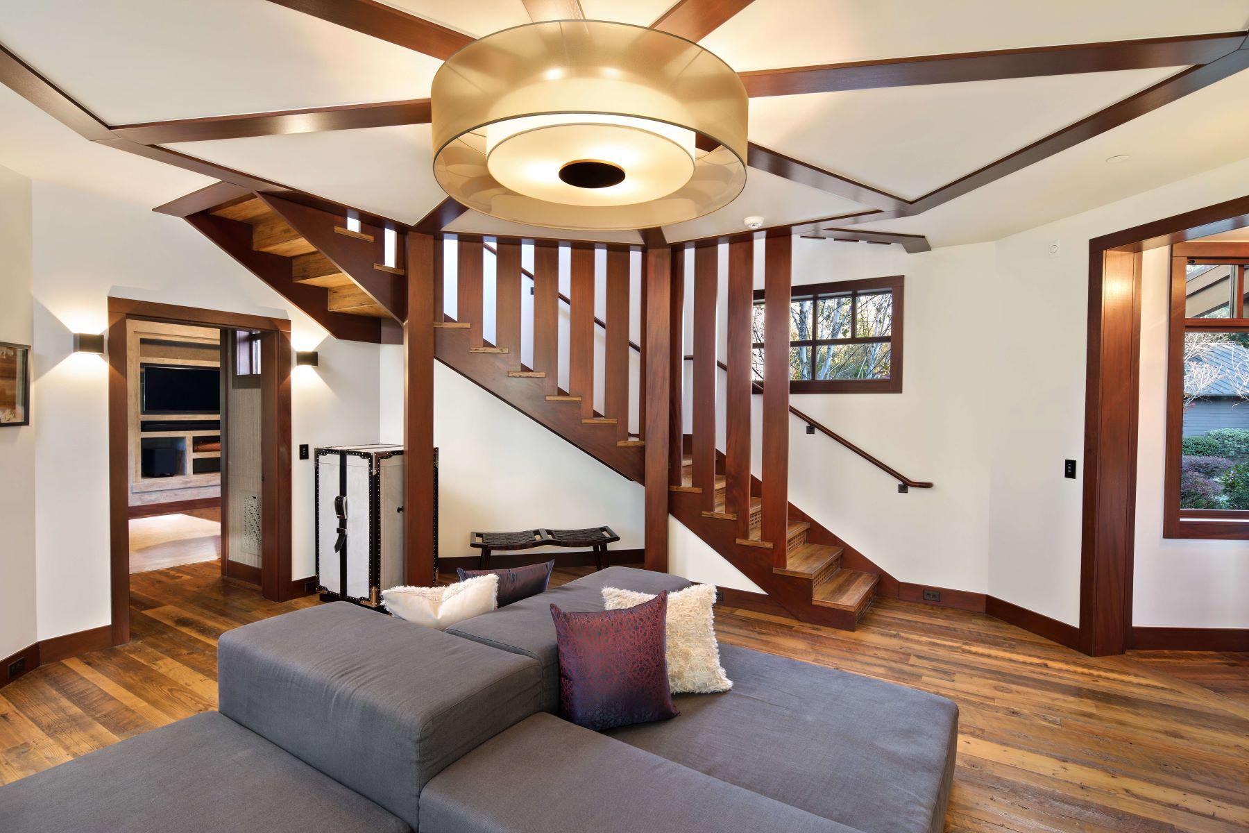 Additional photo for property listing at Woodside Estate 15 Hidden Valley Ln Woodside, California 94062 Estados Unidos