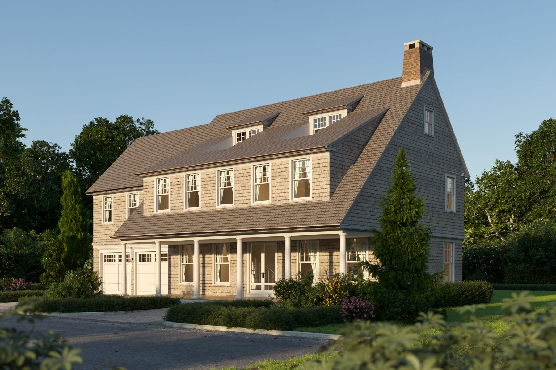 Single Family Homes por un Venta en Stunning NEW CONSTRUCTION 10 Clifton Avenue Marblehead, Massachusetts 01945 Estados Unidos