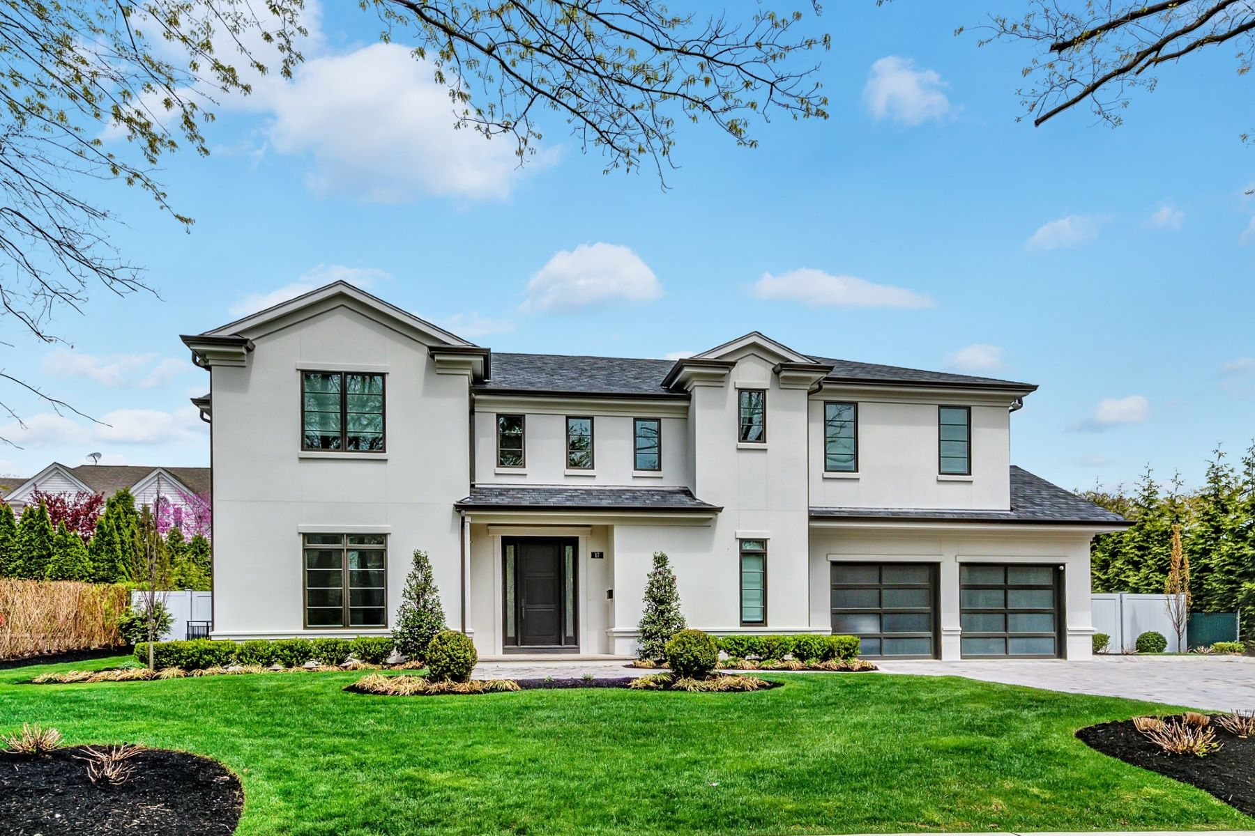 Single Family Homes for Sale at Architectural Gem 17 Allison Drive, Englewood Cliffs, New Jersey 07632 United States