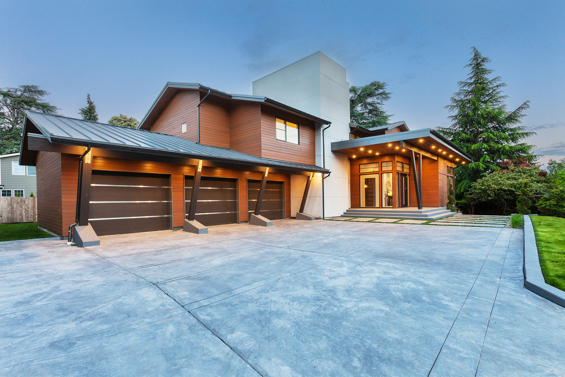 Villa per Vendita alle ore West Bellevue Masterpiece 102 96th Ave NE Bellevue, Washington, 98004 Stati Uniti
