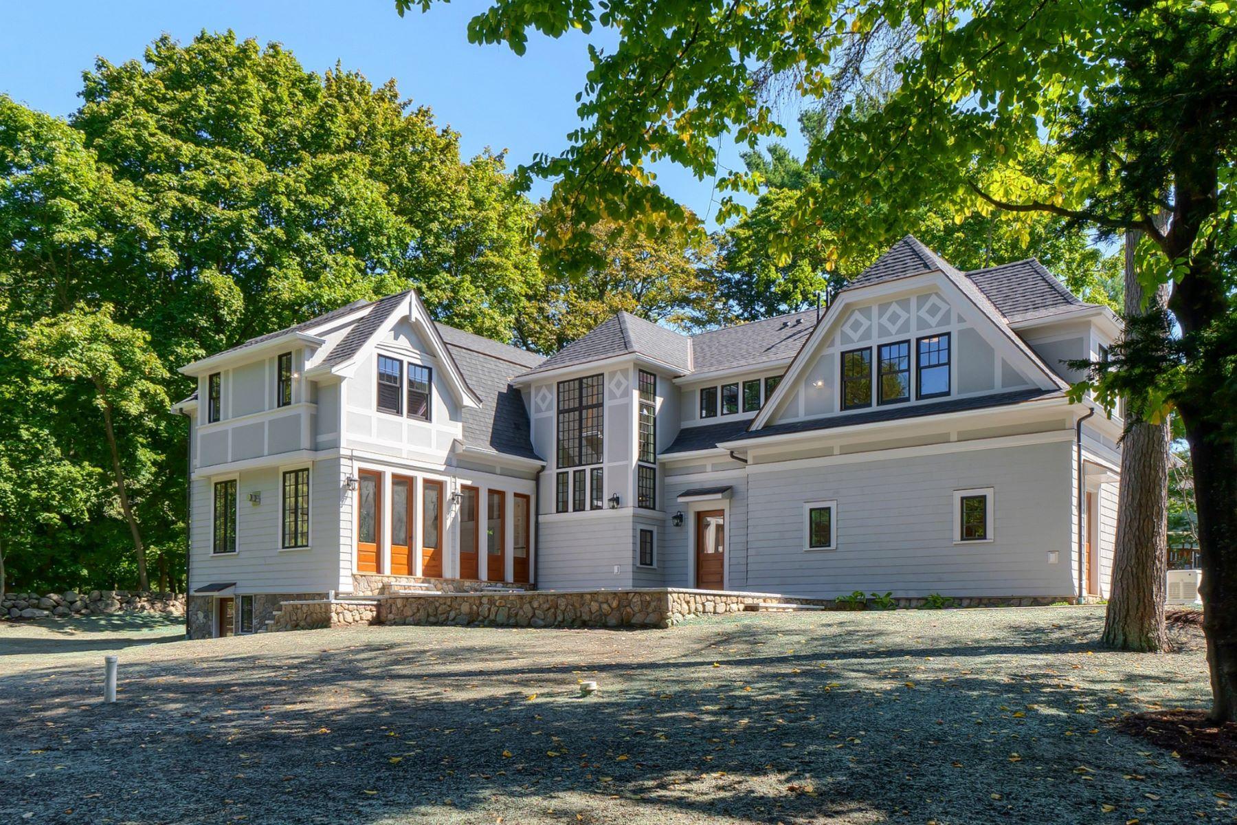Single Family Homes pour l Vente à 6 Adams Street Lexington, Massachusetts 02420 États-Unis