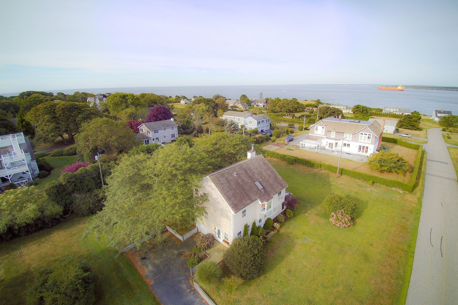Single Family Homes for Sale at Castle Hill 4 Chartier Circle Newport, Rhode Island 02840 United States