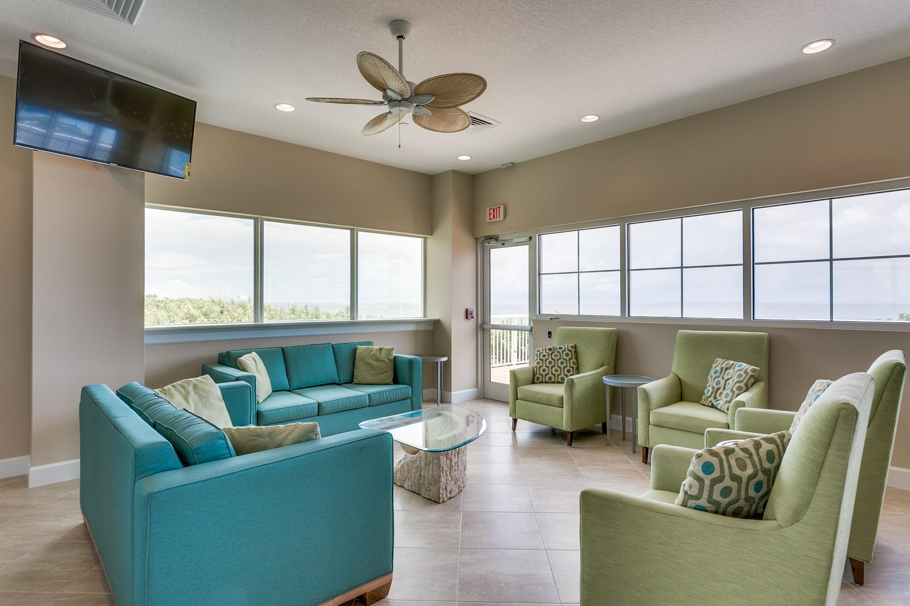 Additional photo for property listing at Crane Point Duplex 843 Aquarina Blvd. Melbourne Beach, Florida 32951 United States