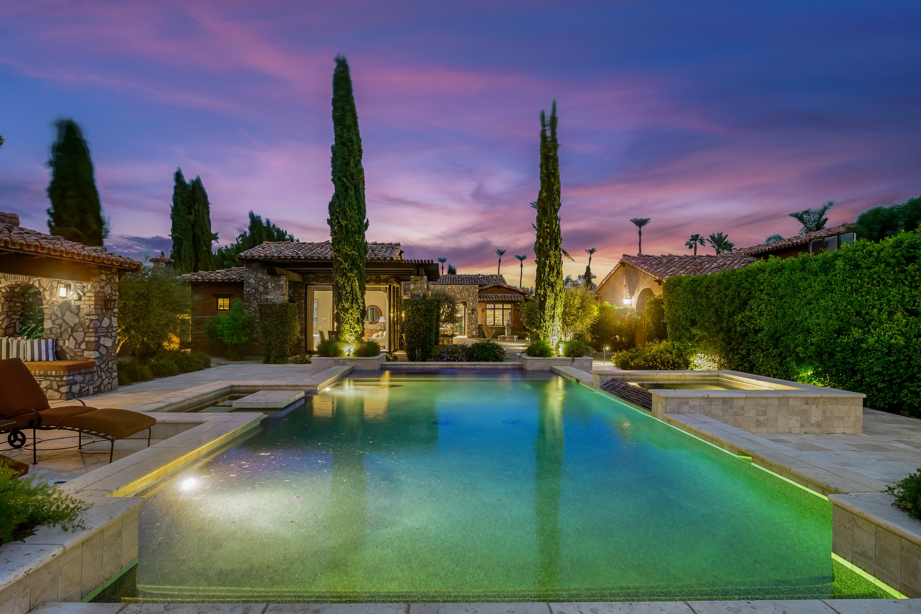 Single Family Homes for Sale at 1 Rancho Clancy Rancho Mirage, California 92270 United States