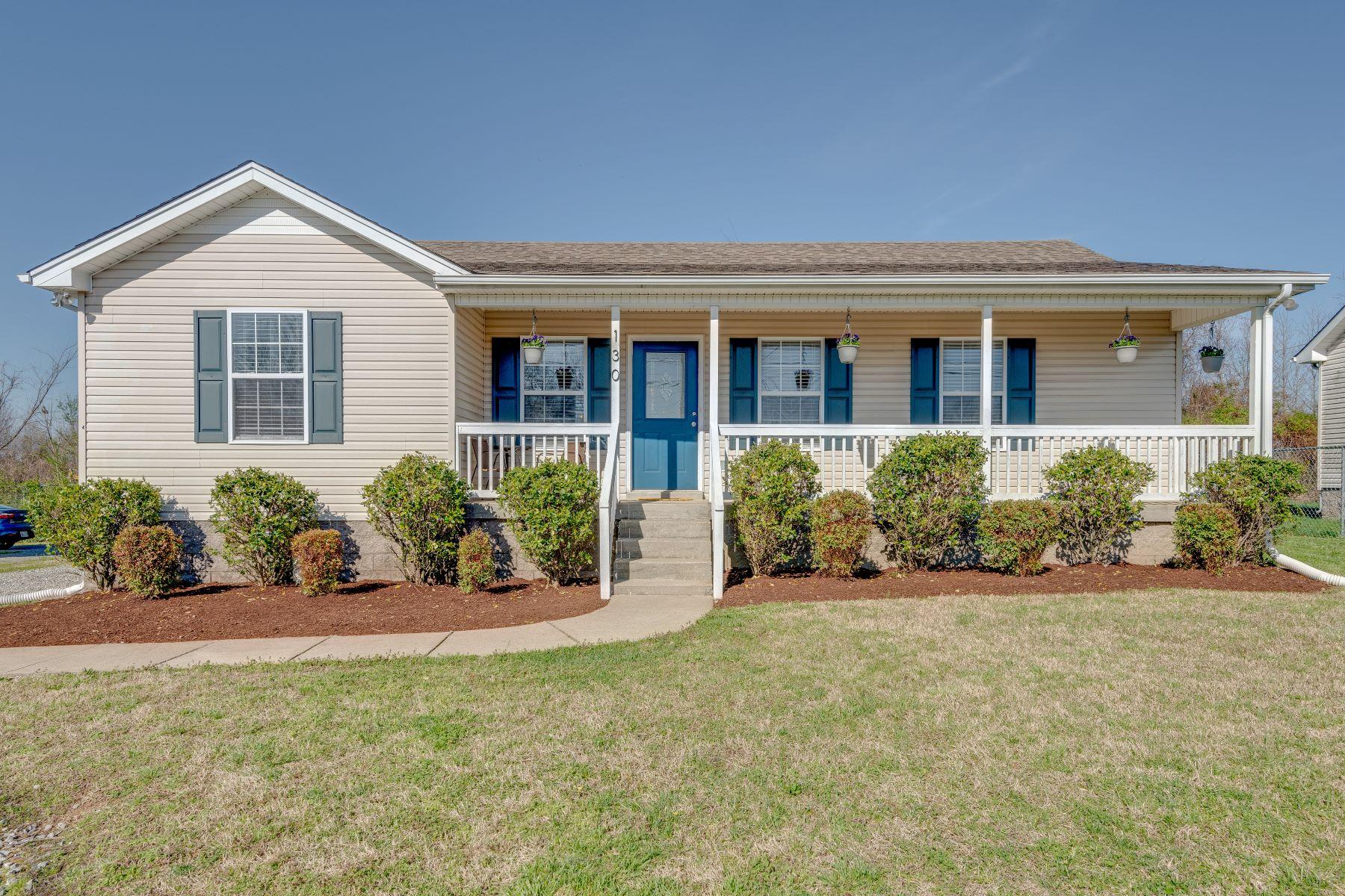 Single Family Homes pour l Vente à 130 Park Meadow Pt. Springfield, Tennessee 37172 États-Unis